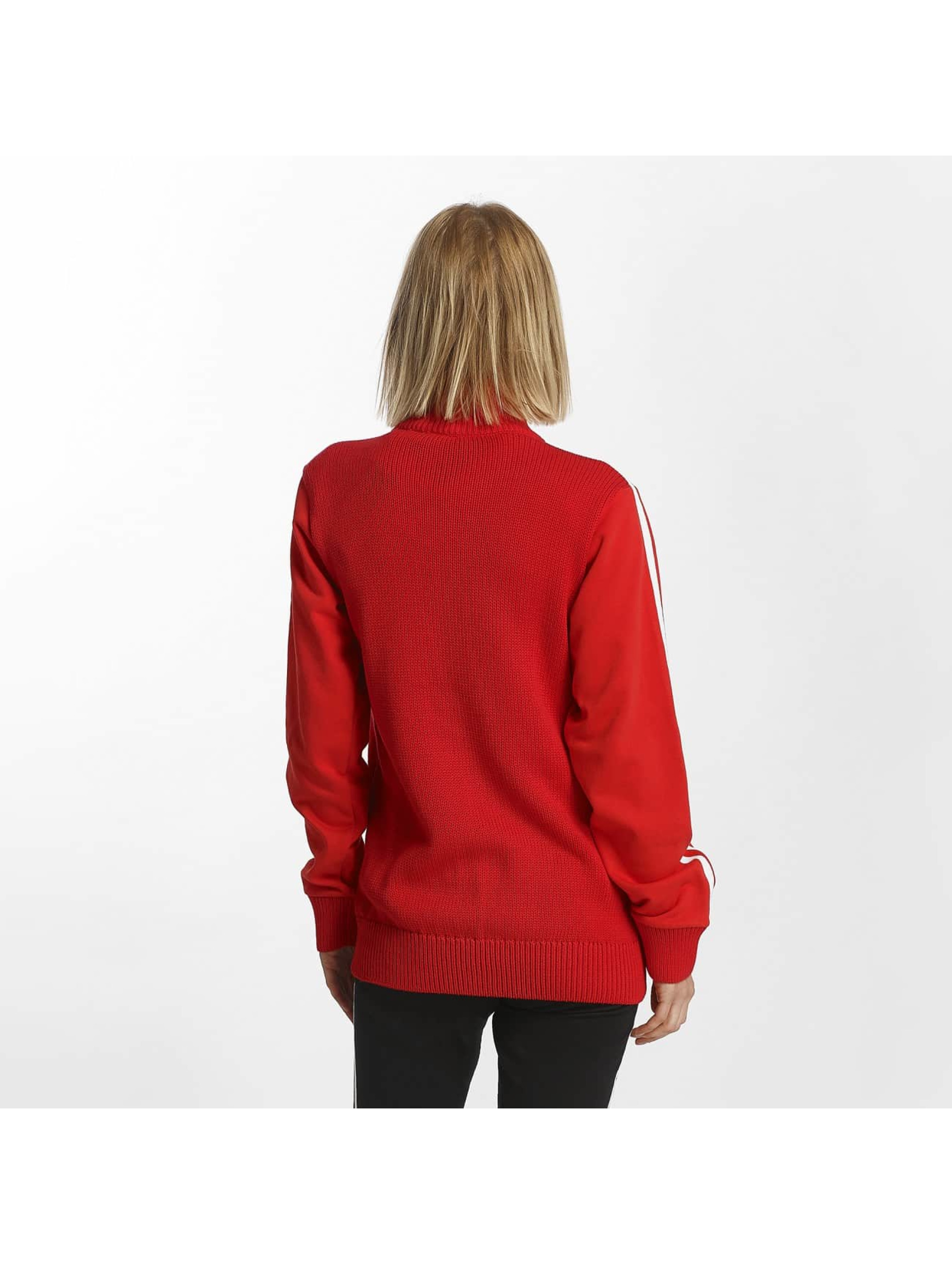 adidas Lightweight Jacket Originals Track Top red