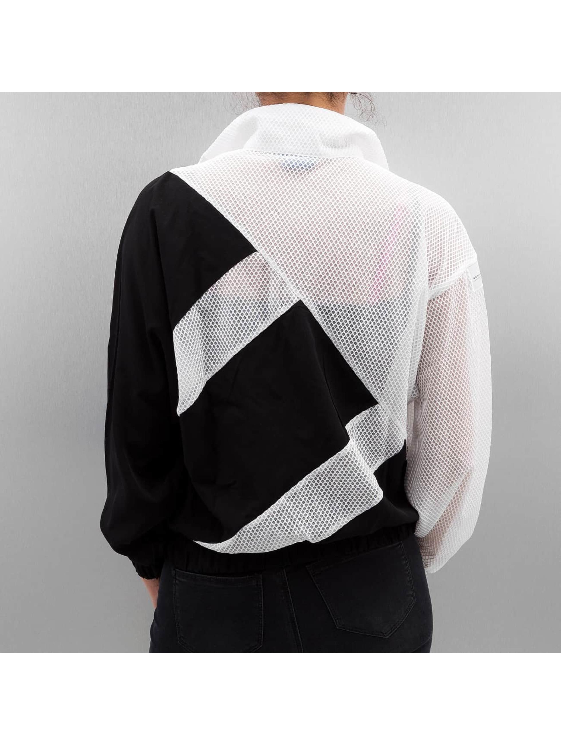 adidas Lightweight Jacket Mesh Tracktop white
