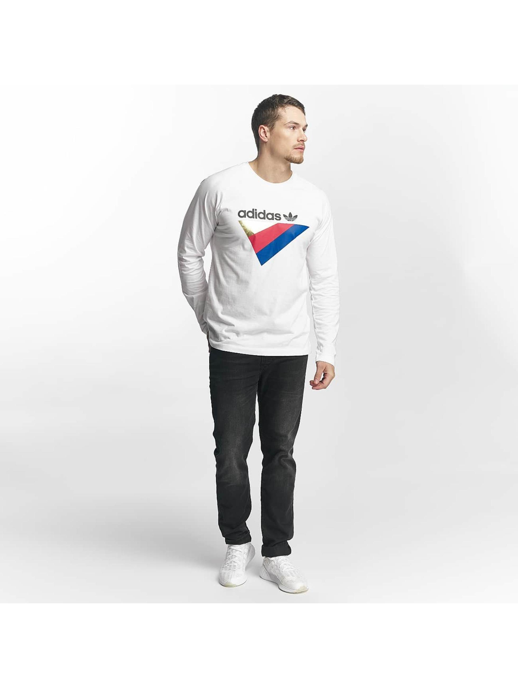 adidas Longsleeve Anichkov weiß