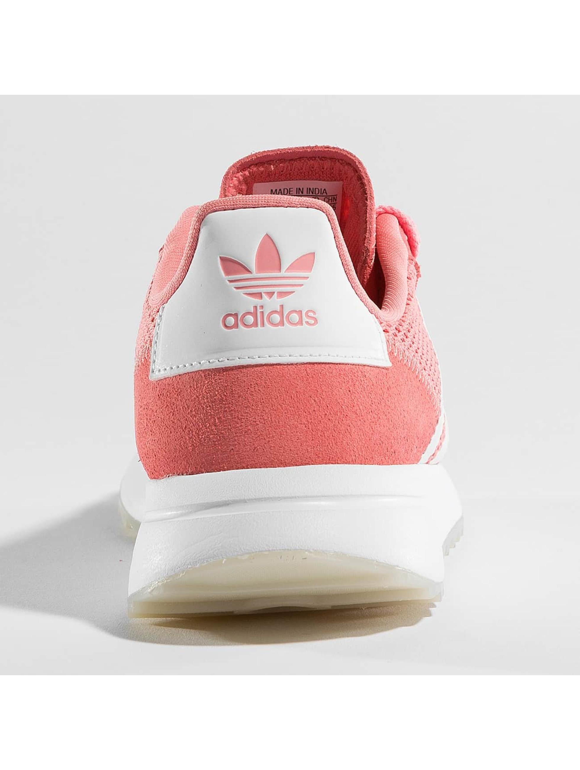 adidas originals Сникеры FLB W розовый