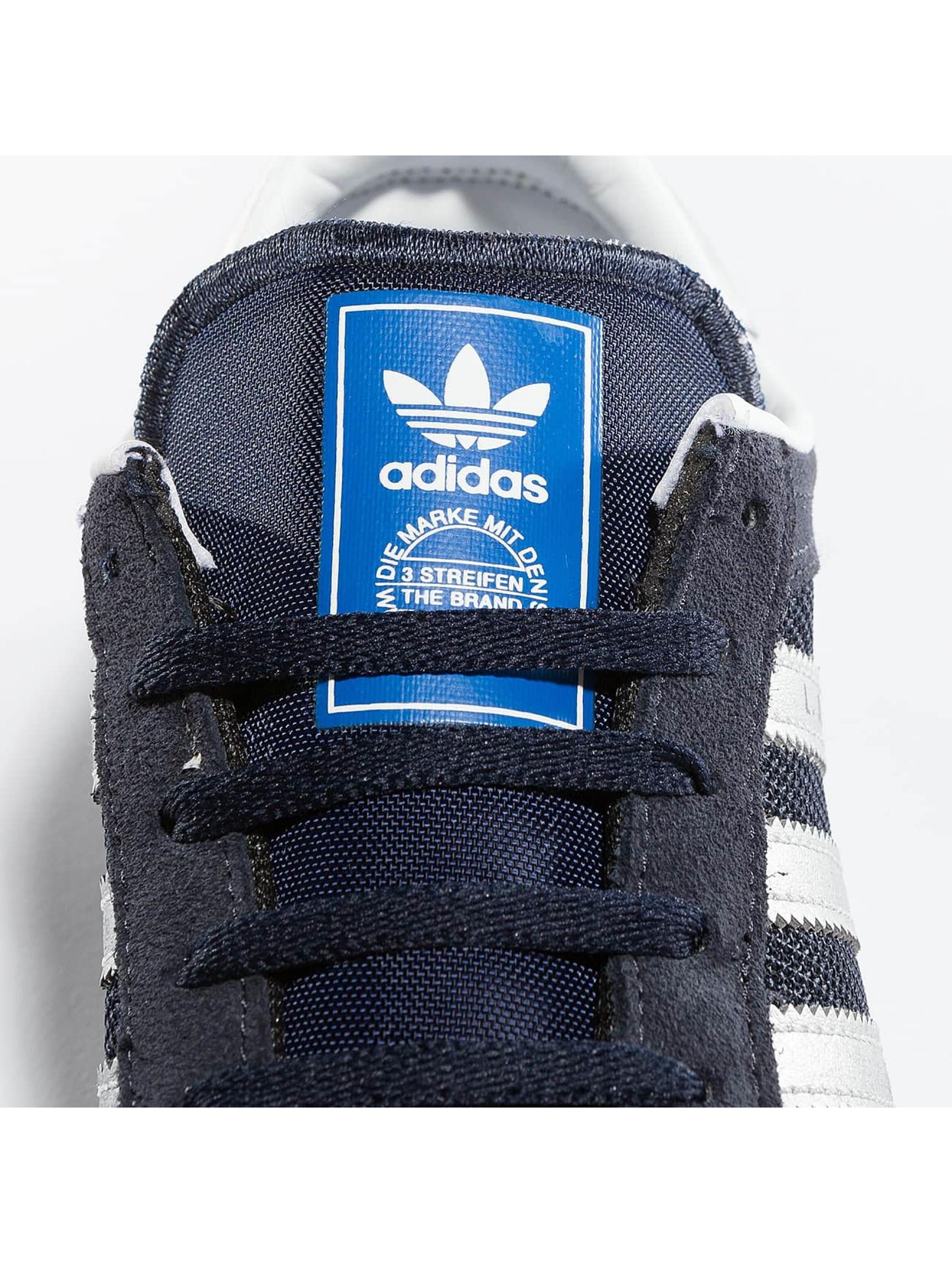 adidas originals Сникеры LA Trainer J синий