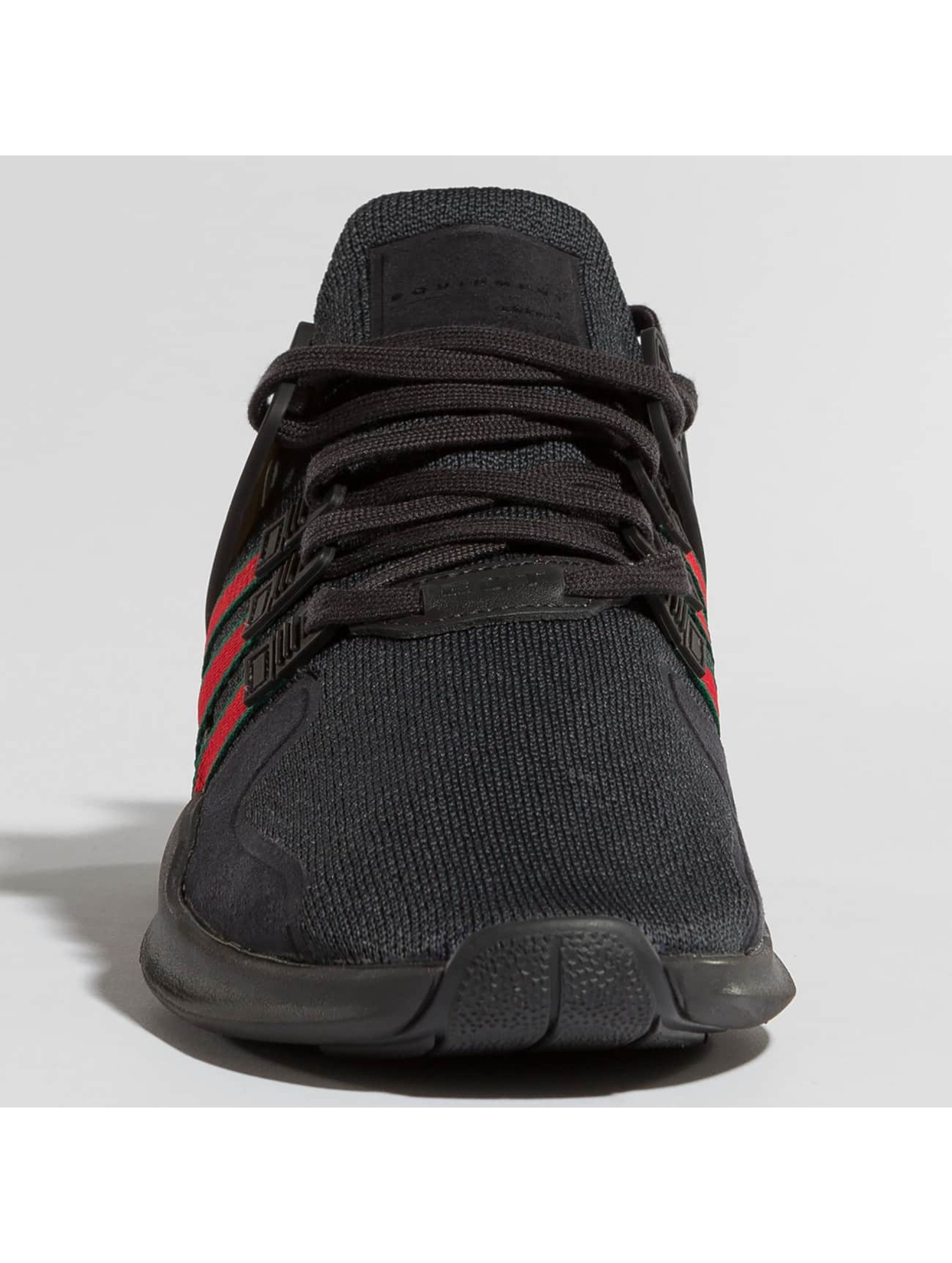adidas originals Сникеры EQT Support ADV черный