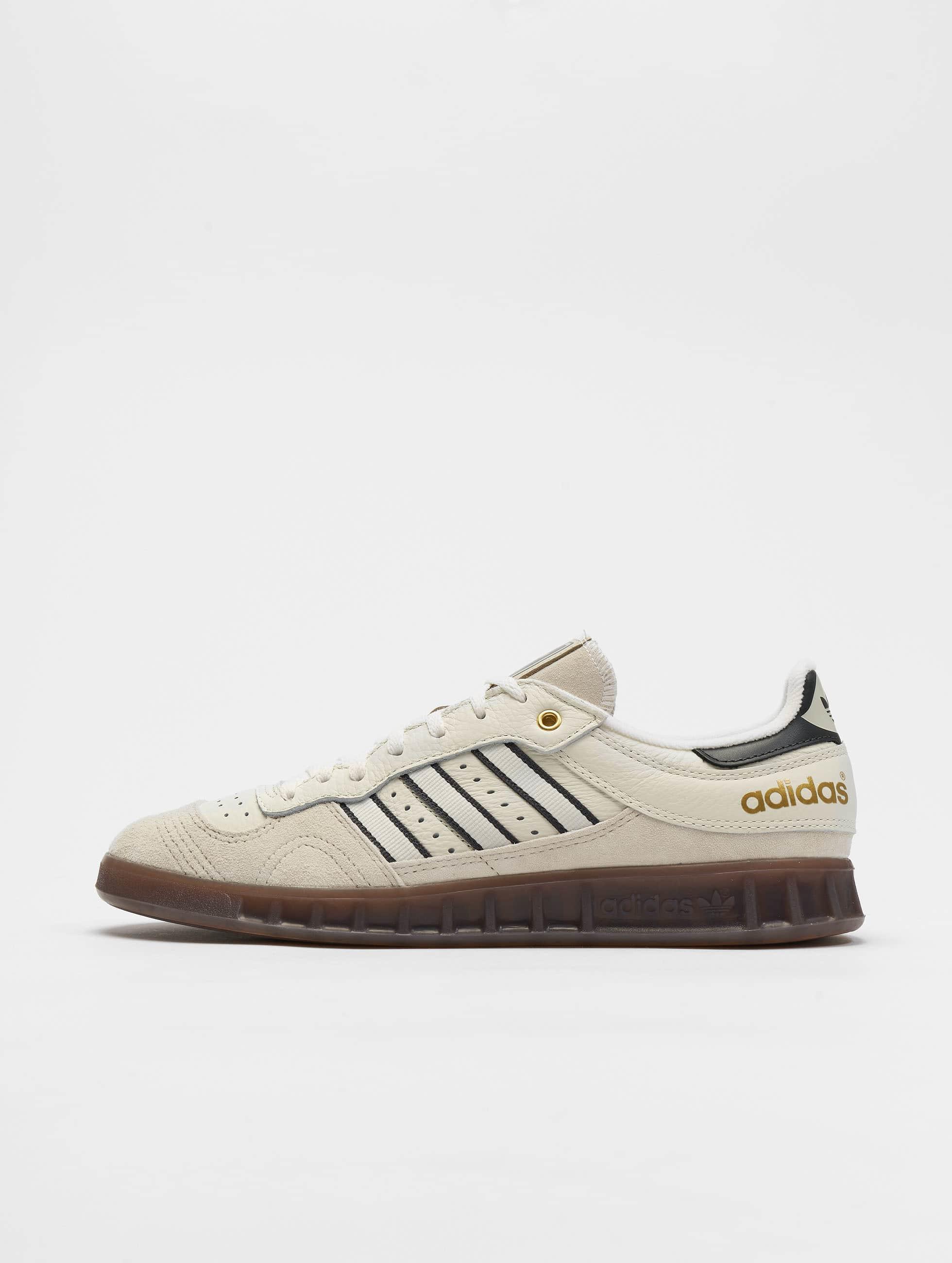Adidas Handball Originals Top Sneakers Owhitecarboncbrown Qsrdth