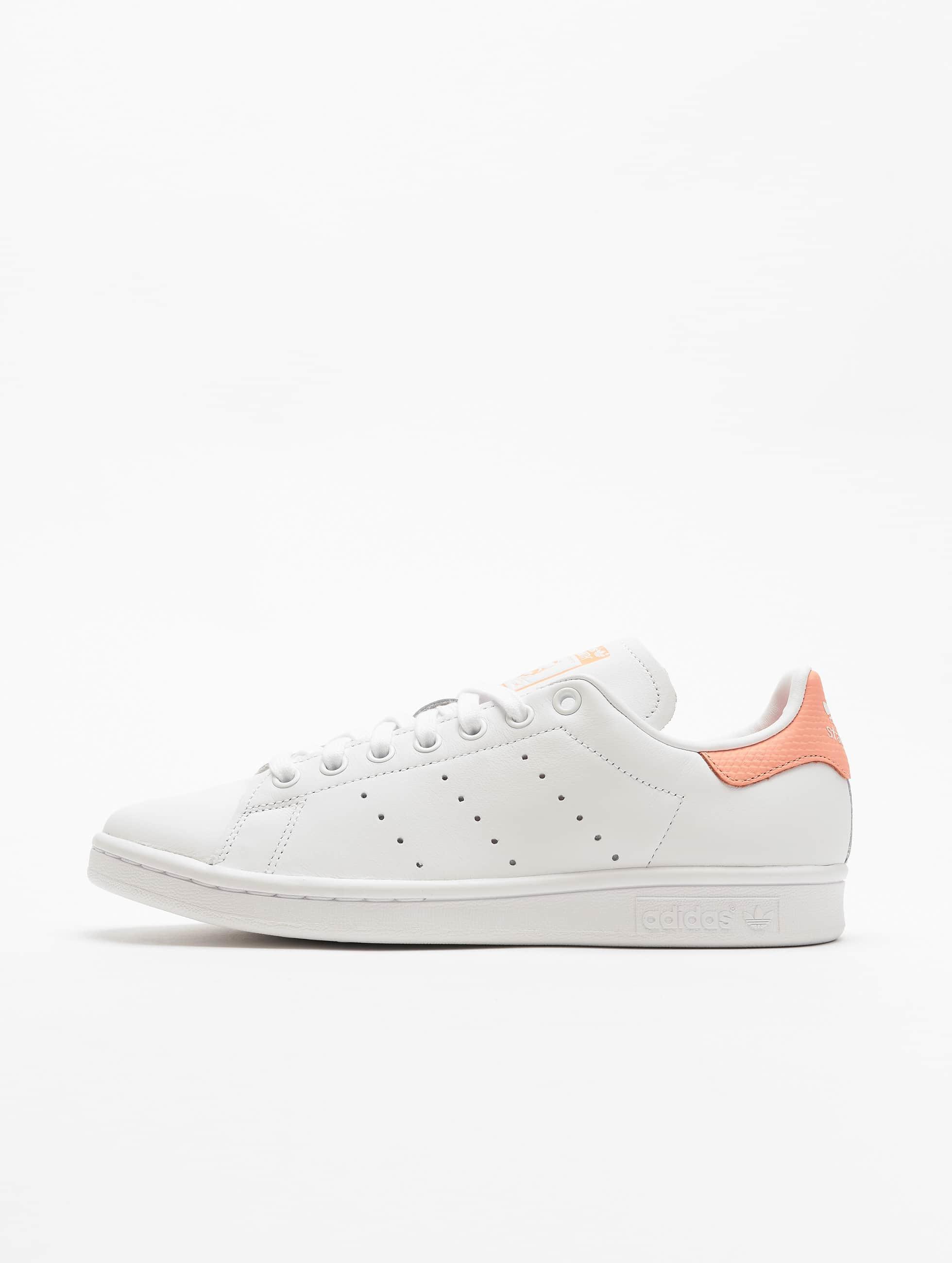 adidas Originals Stan Smith Sneakers Ftwr WhiteFtwr WhiteChalk Coral