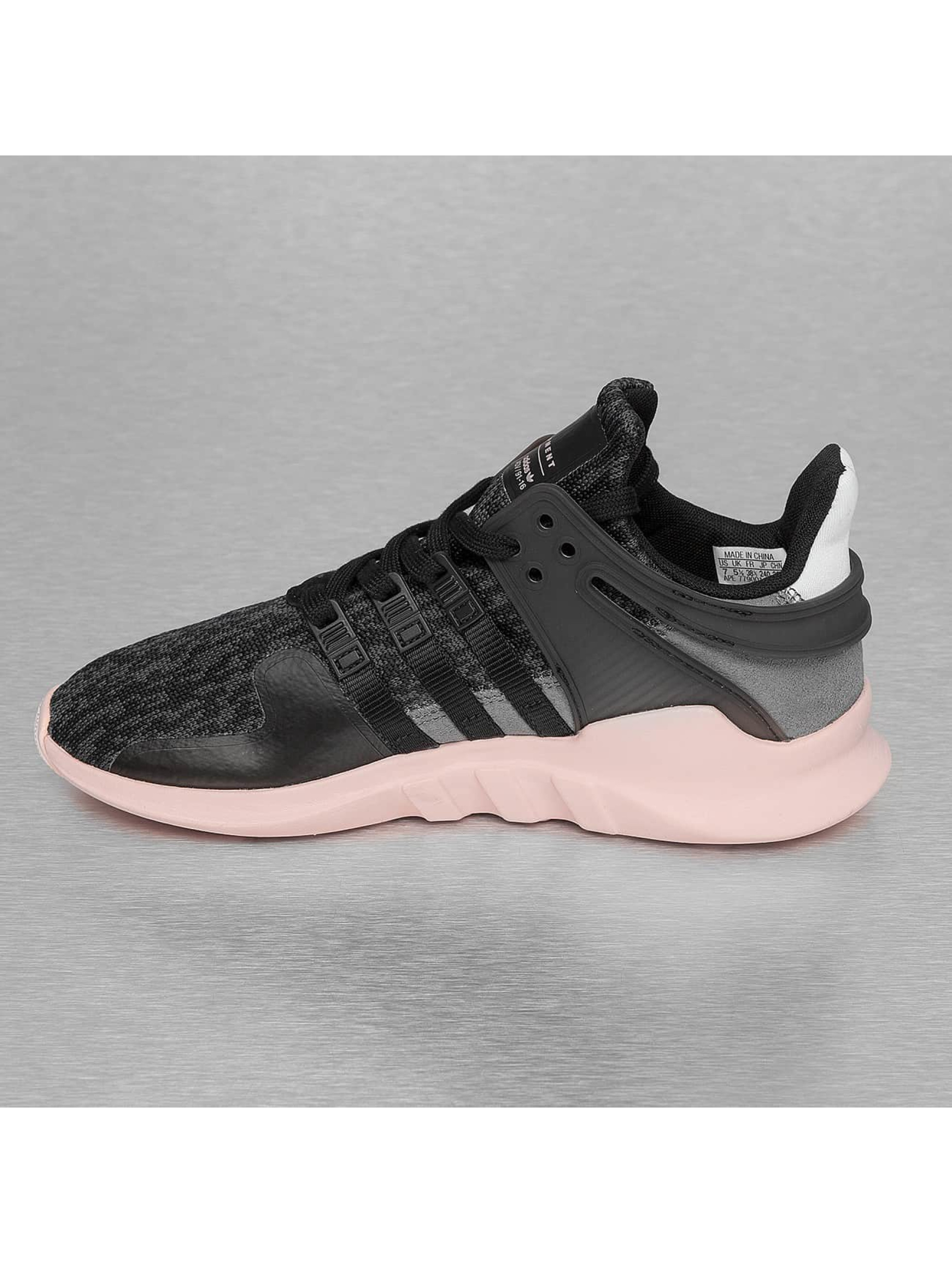 adidas originals Baskets Equipment Support ADV W noir