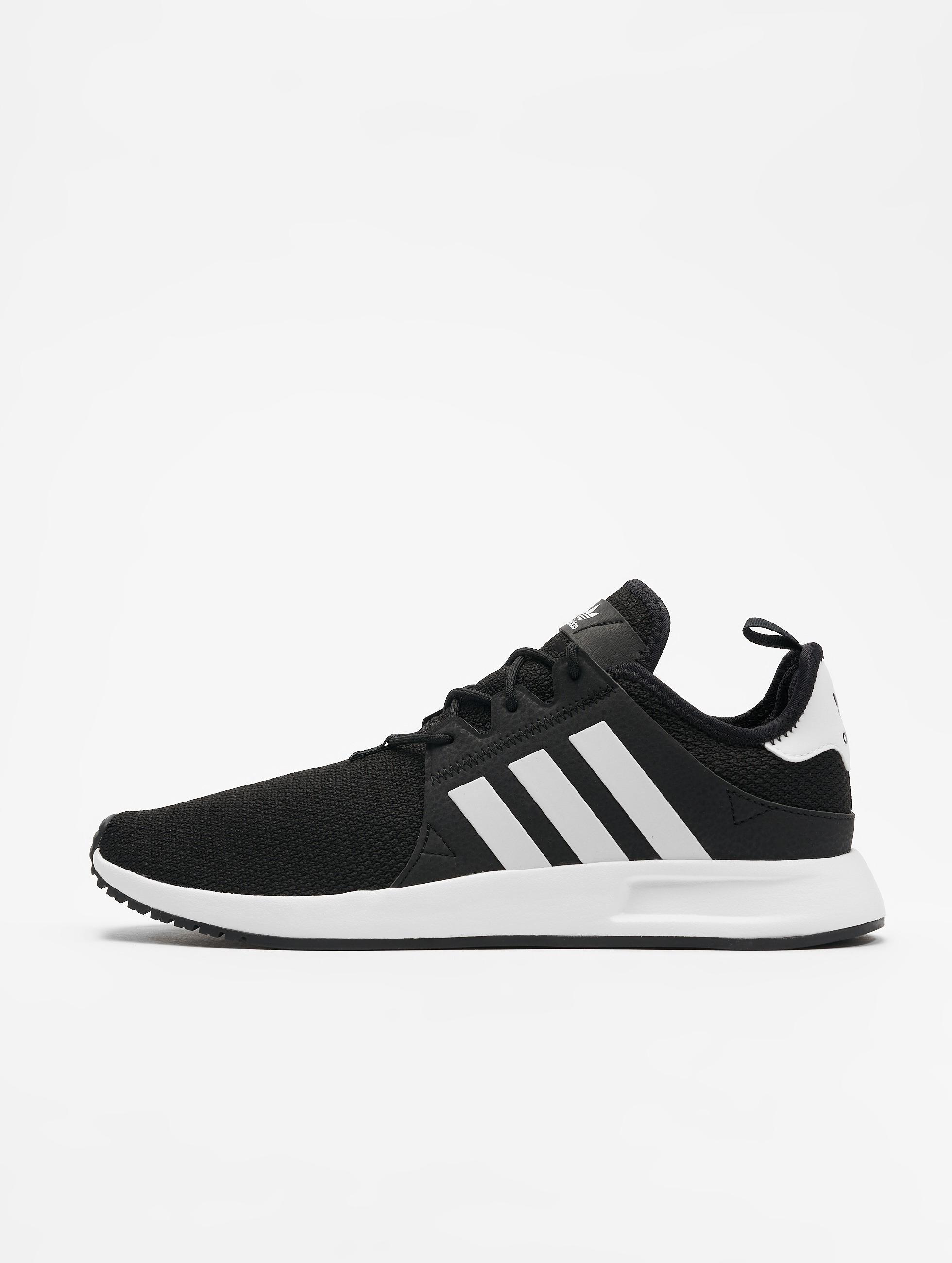 Adidas originals x_plr baskets basses core blackwhite