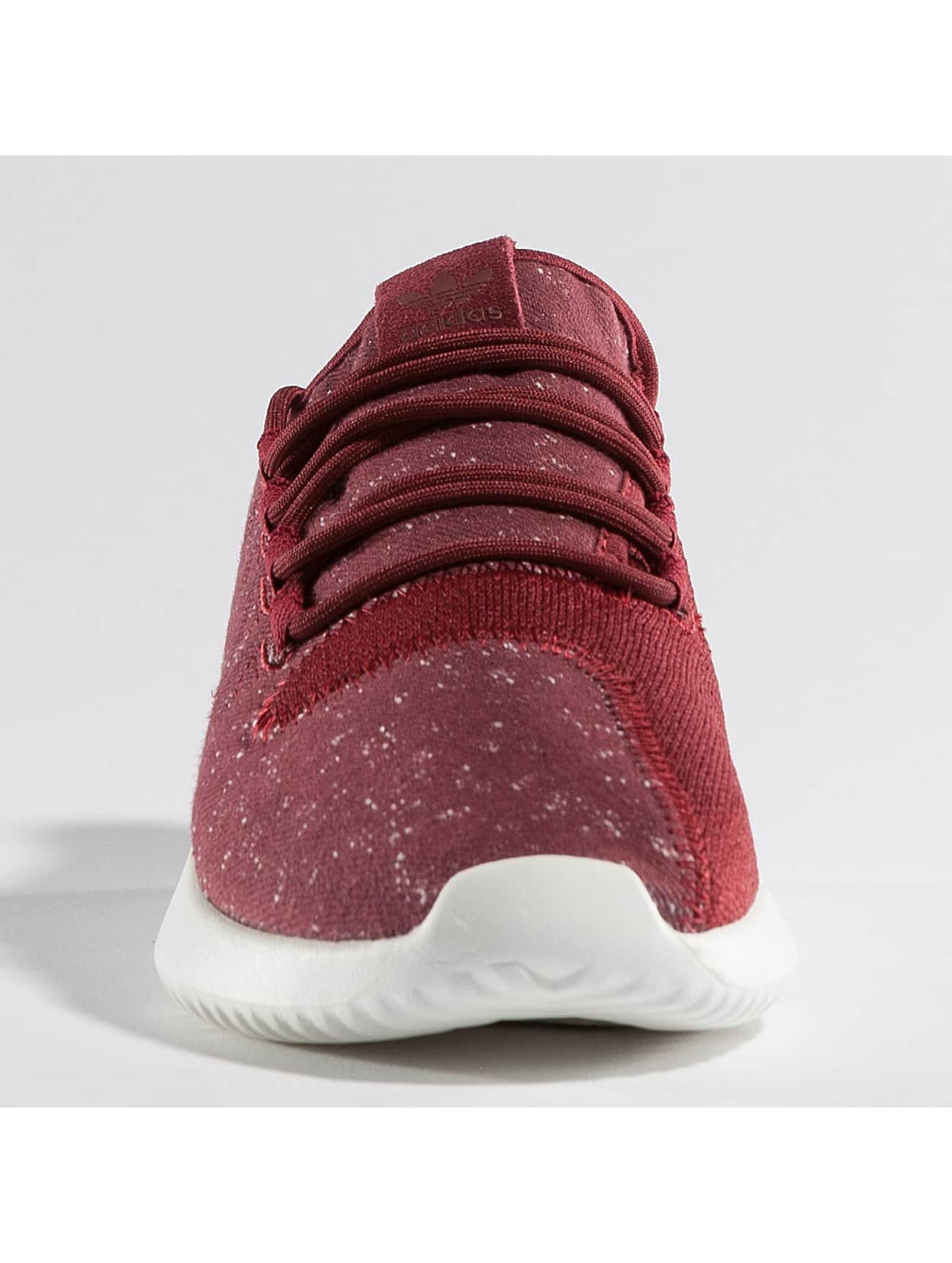 adidas originals Baskets Tubular Shadow J rouge