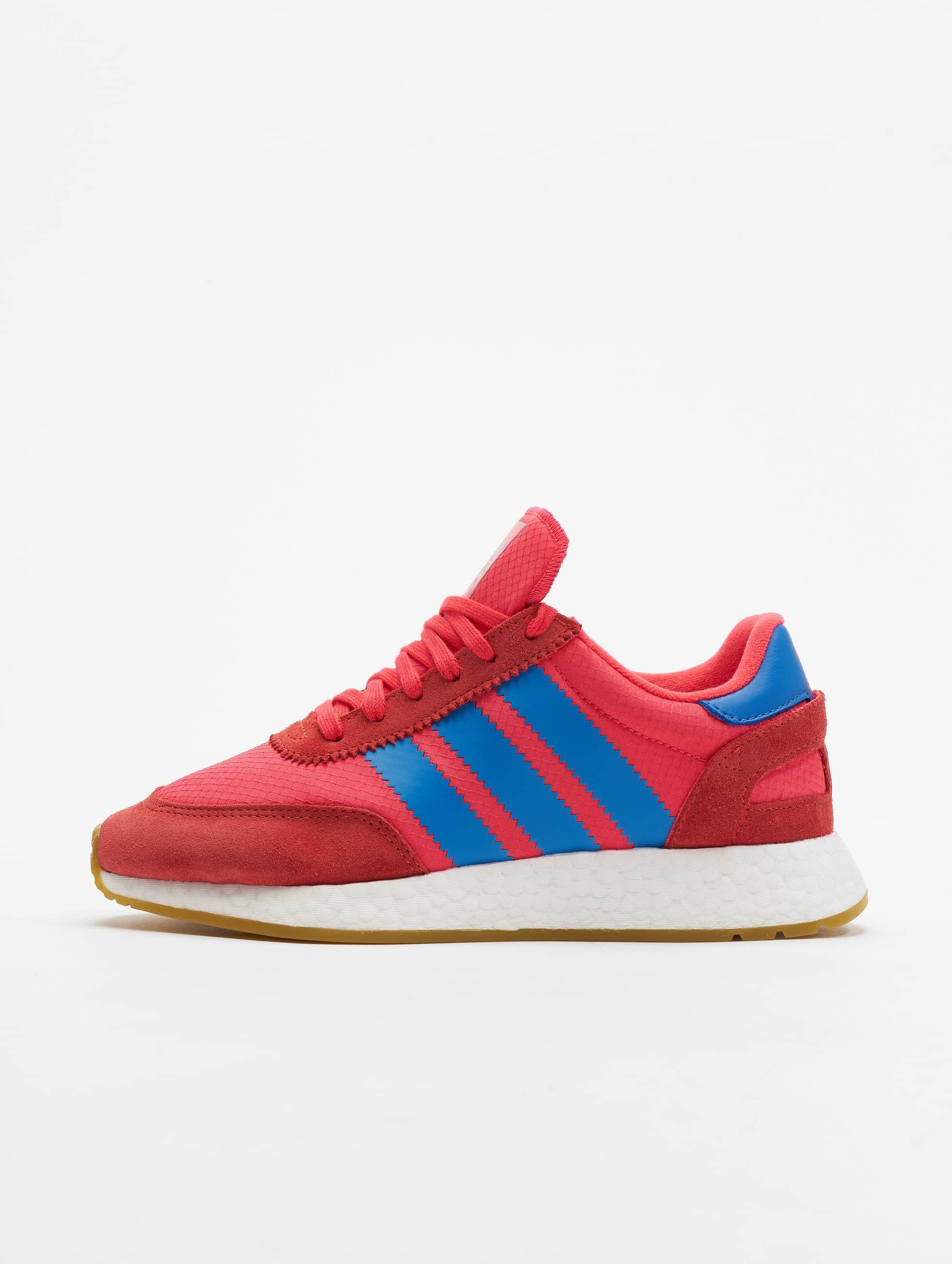 sneakers rouge adidas