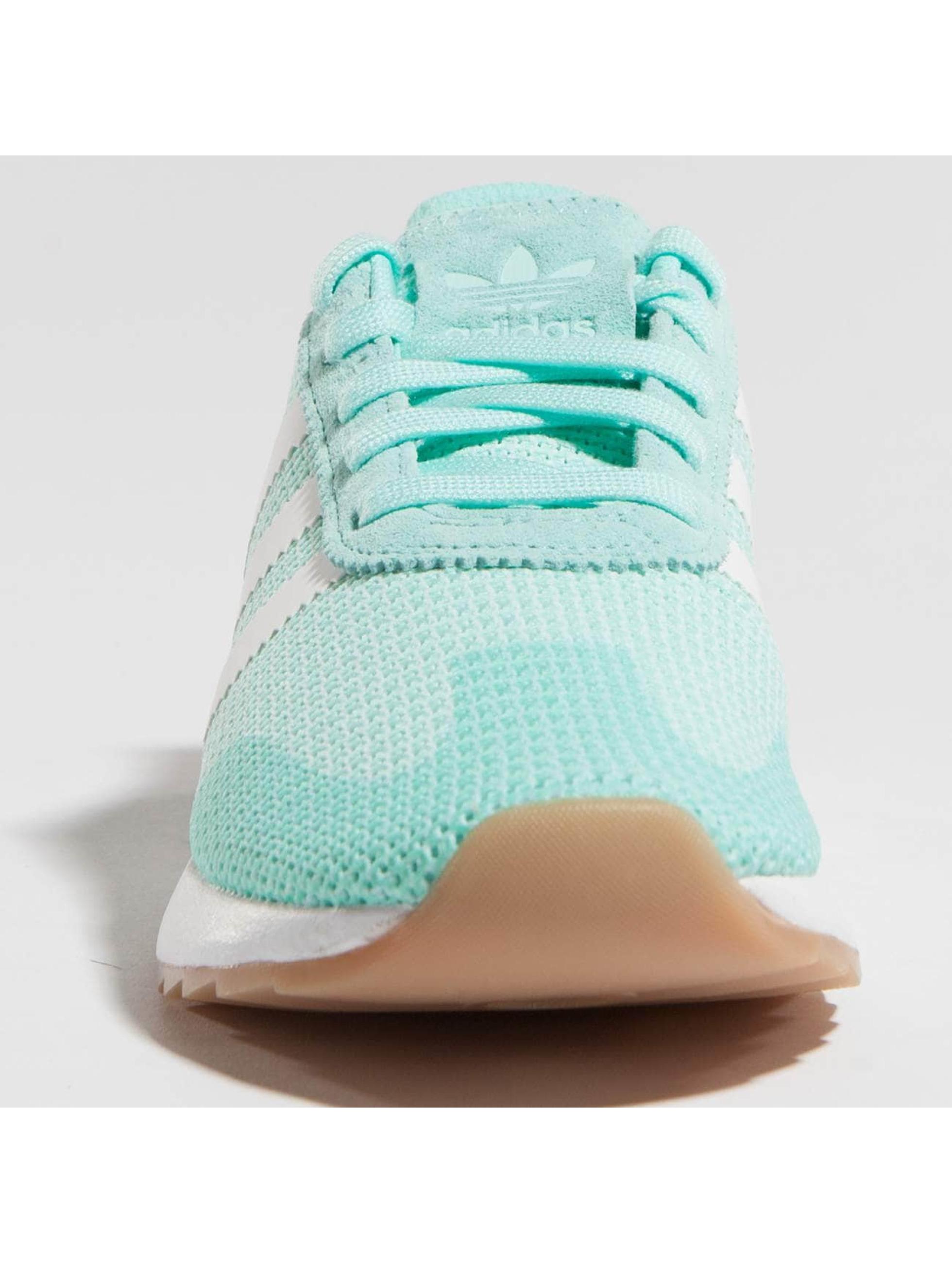 adidas originals Baskets Flashback Runner turquoise