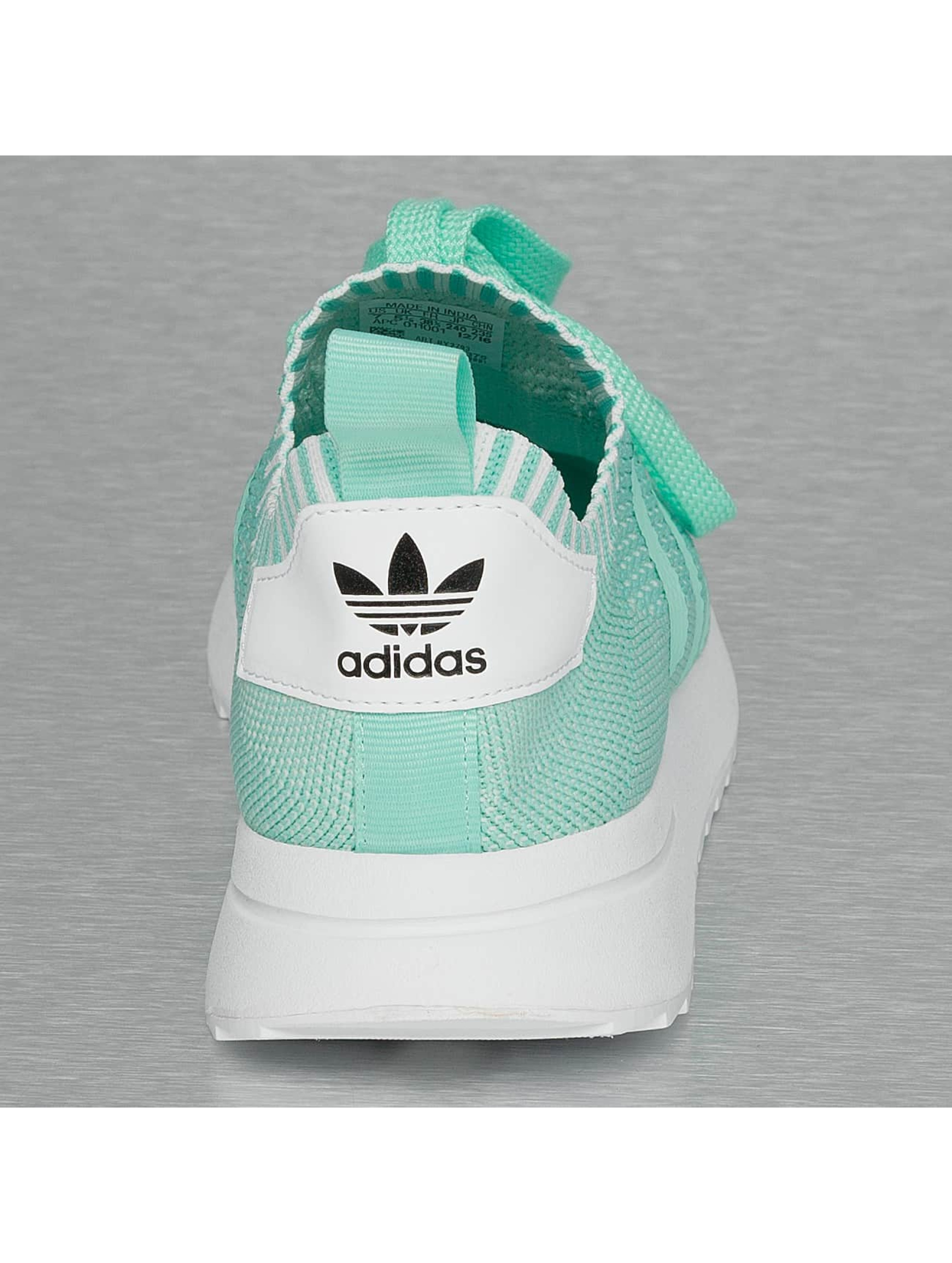 adidas originals Baskets Flashback W PK vert