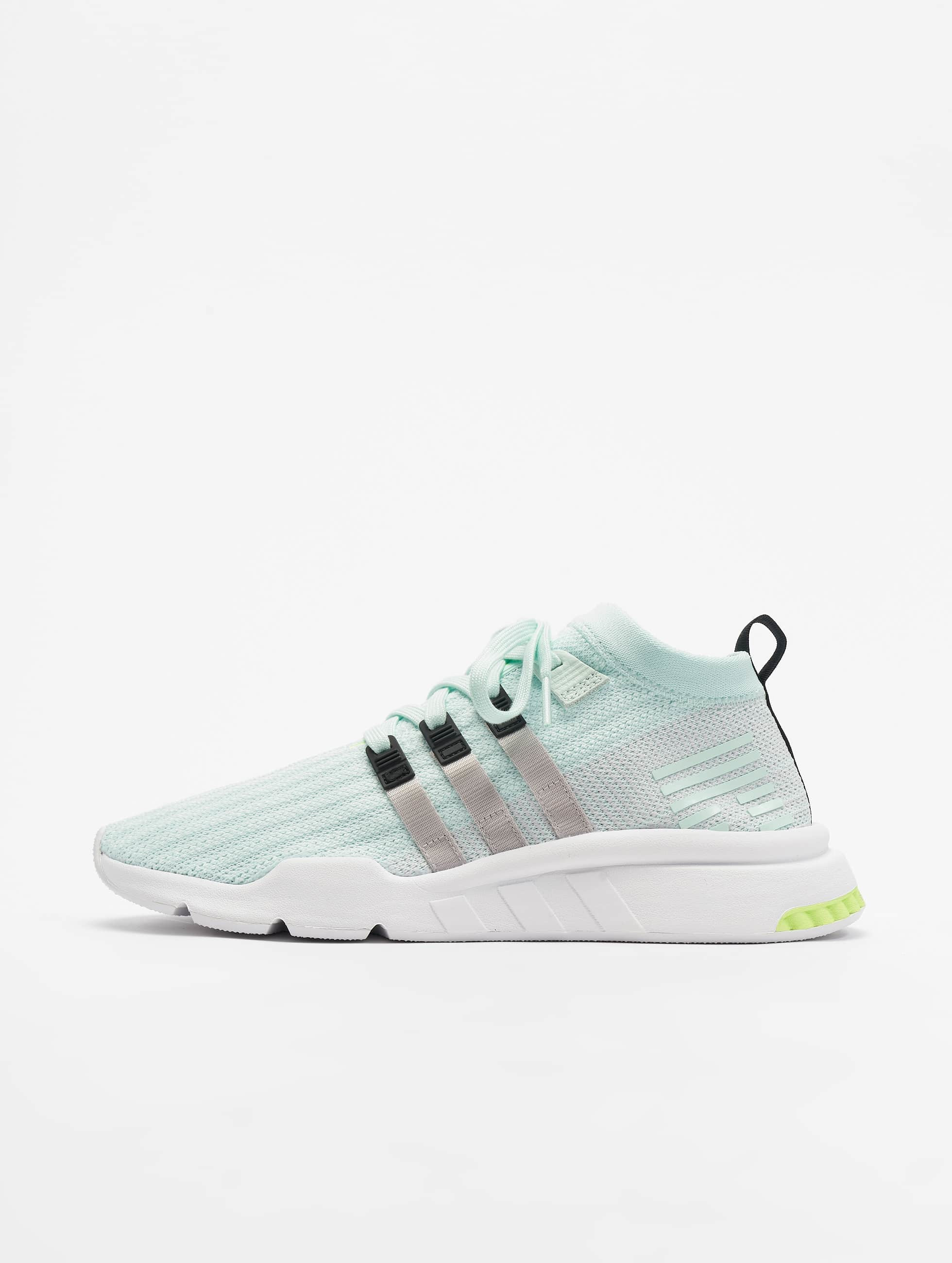 41 Adidas Hommes Eqt Support Adv Core Noir & Blanc Chaussure