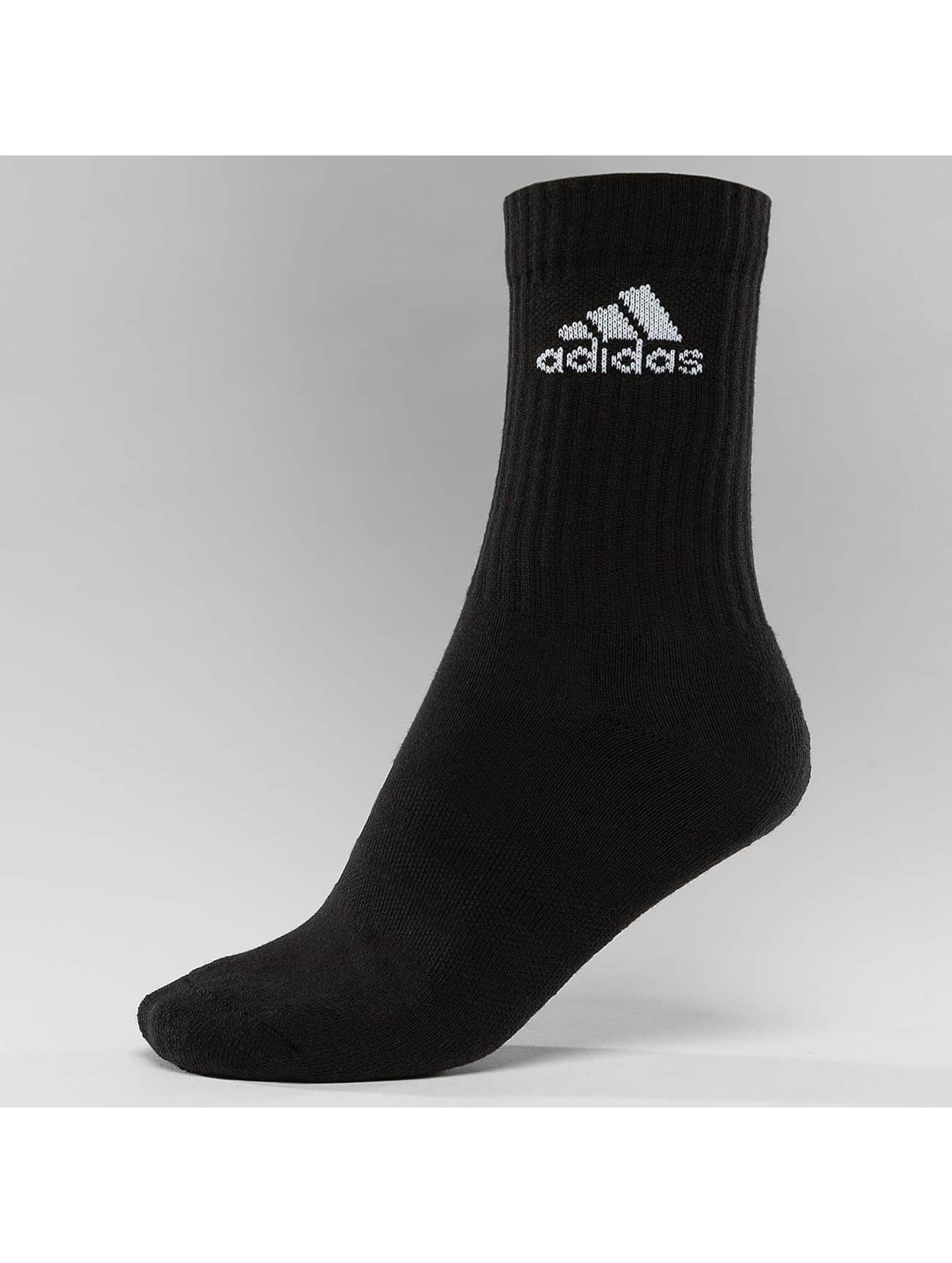 adidas originals Chaussettes 3-Stripes Per Cr HC 3-Pairs noir
