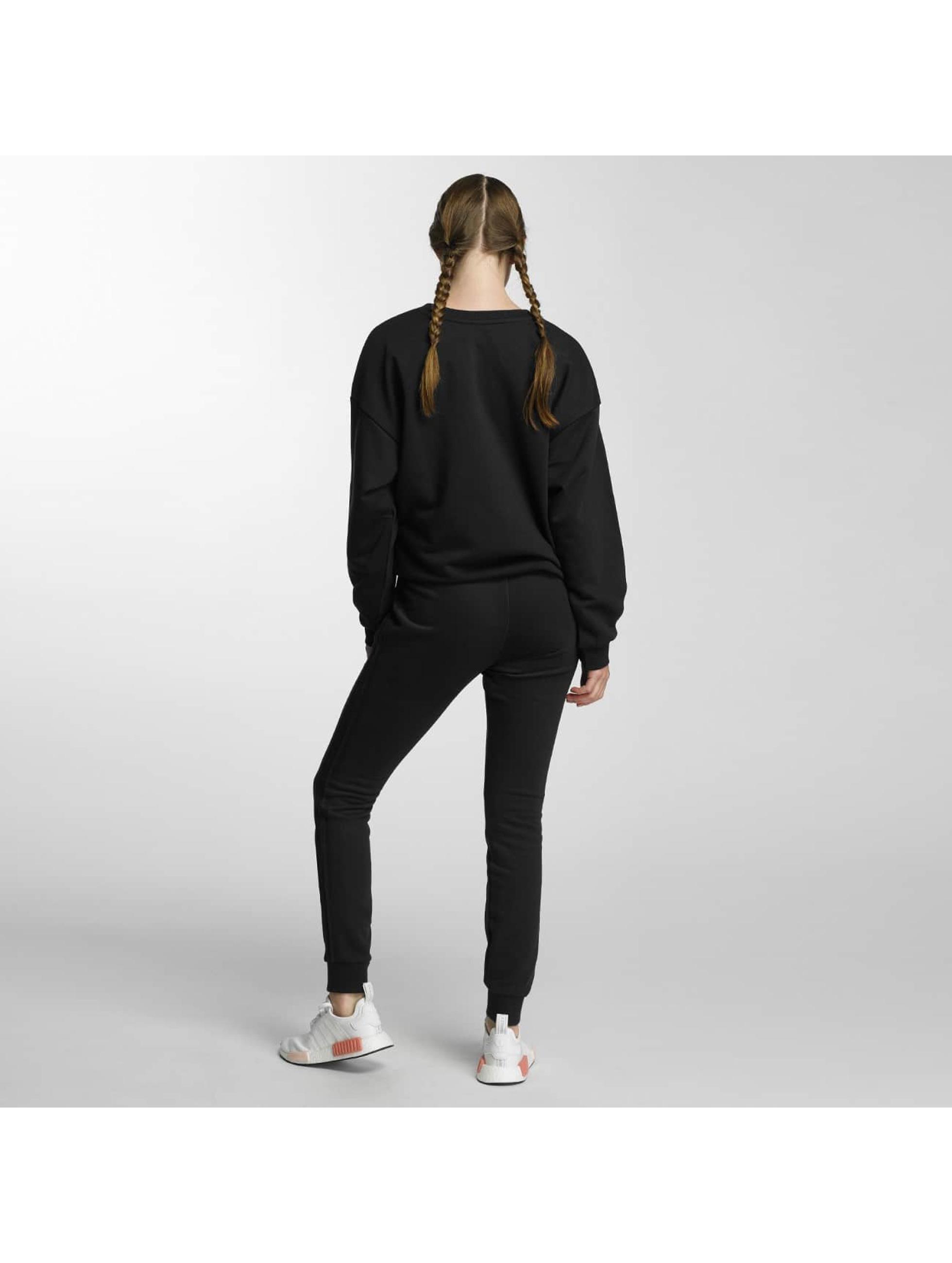 adidas originals Joggebukser Slim Cut svart