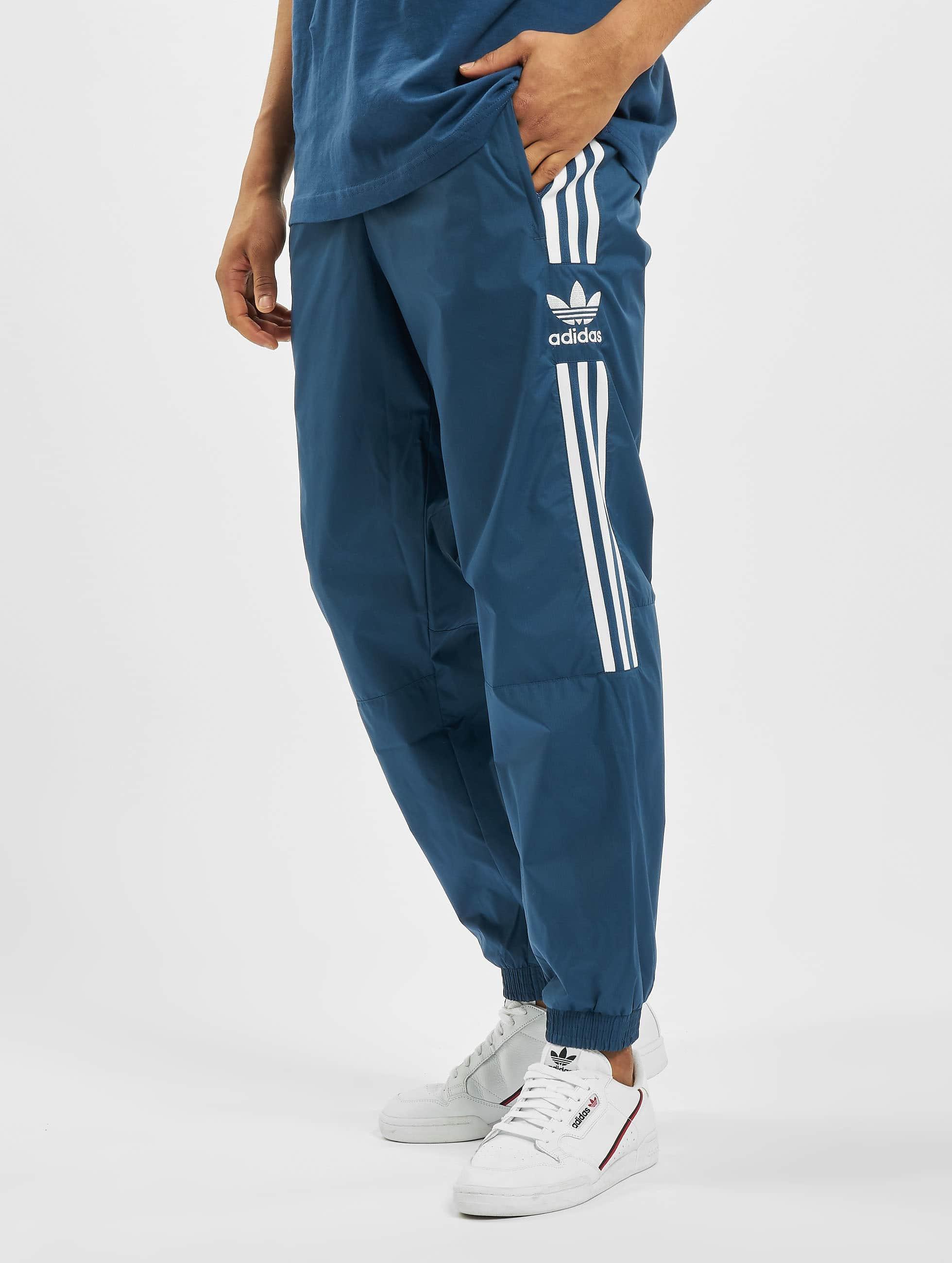 pantalon adidas homme bleu