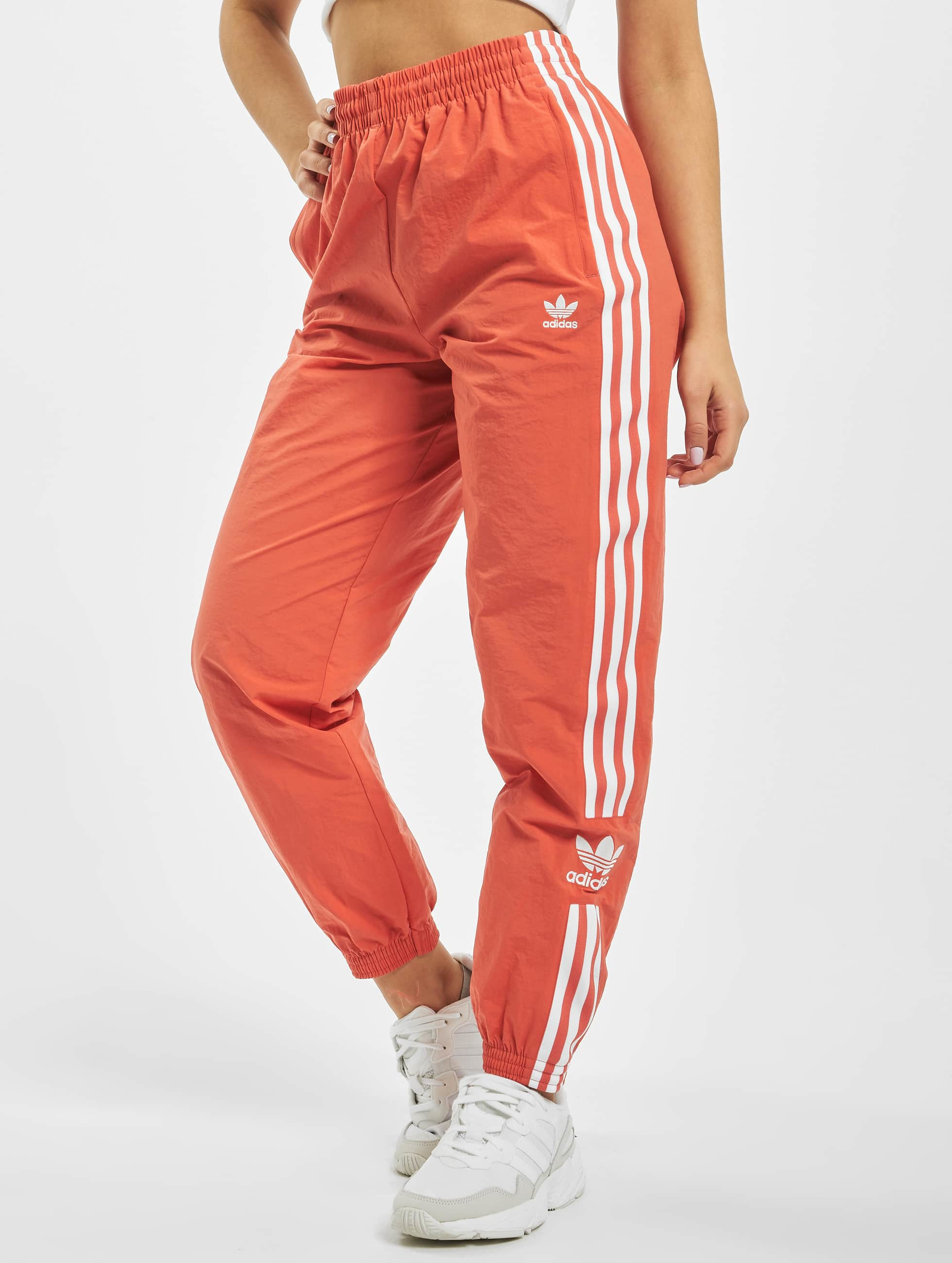 ensemble adidas orange femme