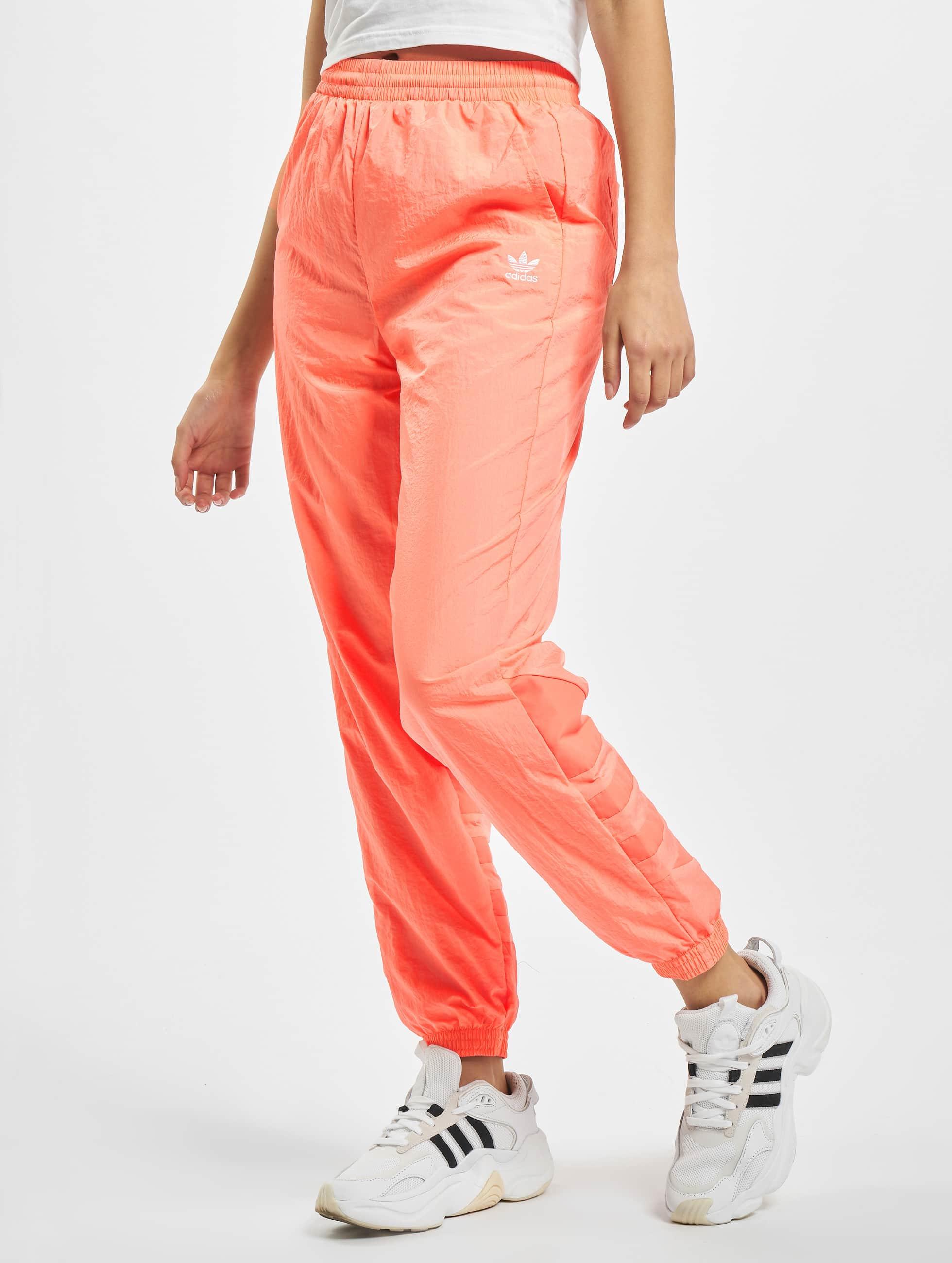 adidas Originals LRG Logo Track Pants Chalk Coral S18/Semi Coral