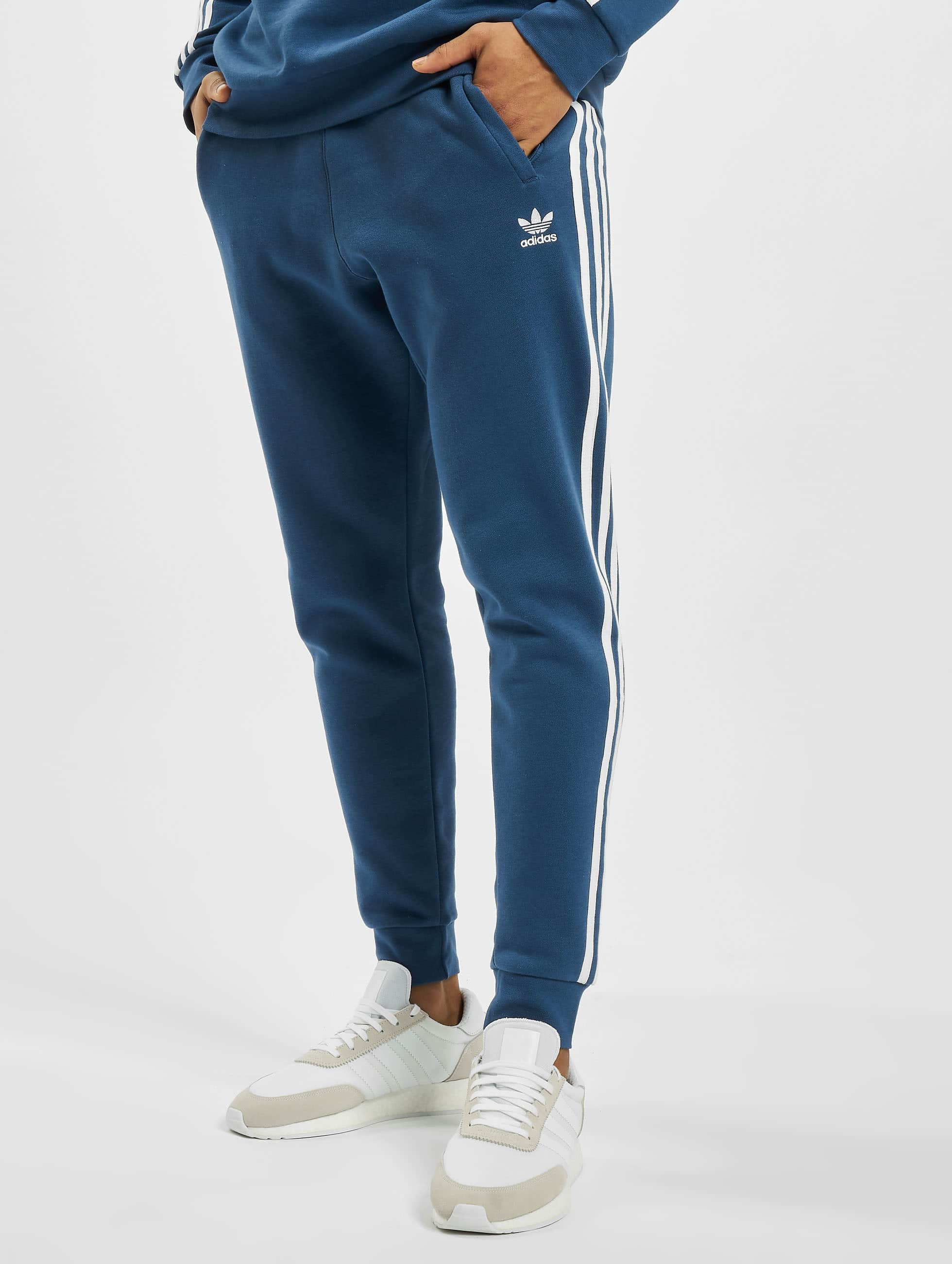 Adidas 3-Stripes Sweat Pants Night Marine