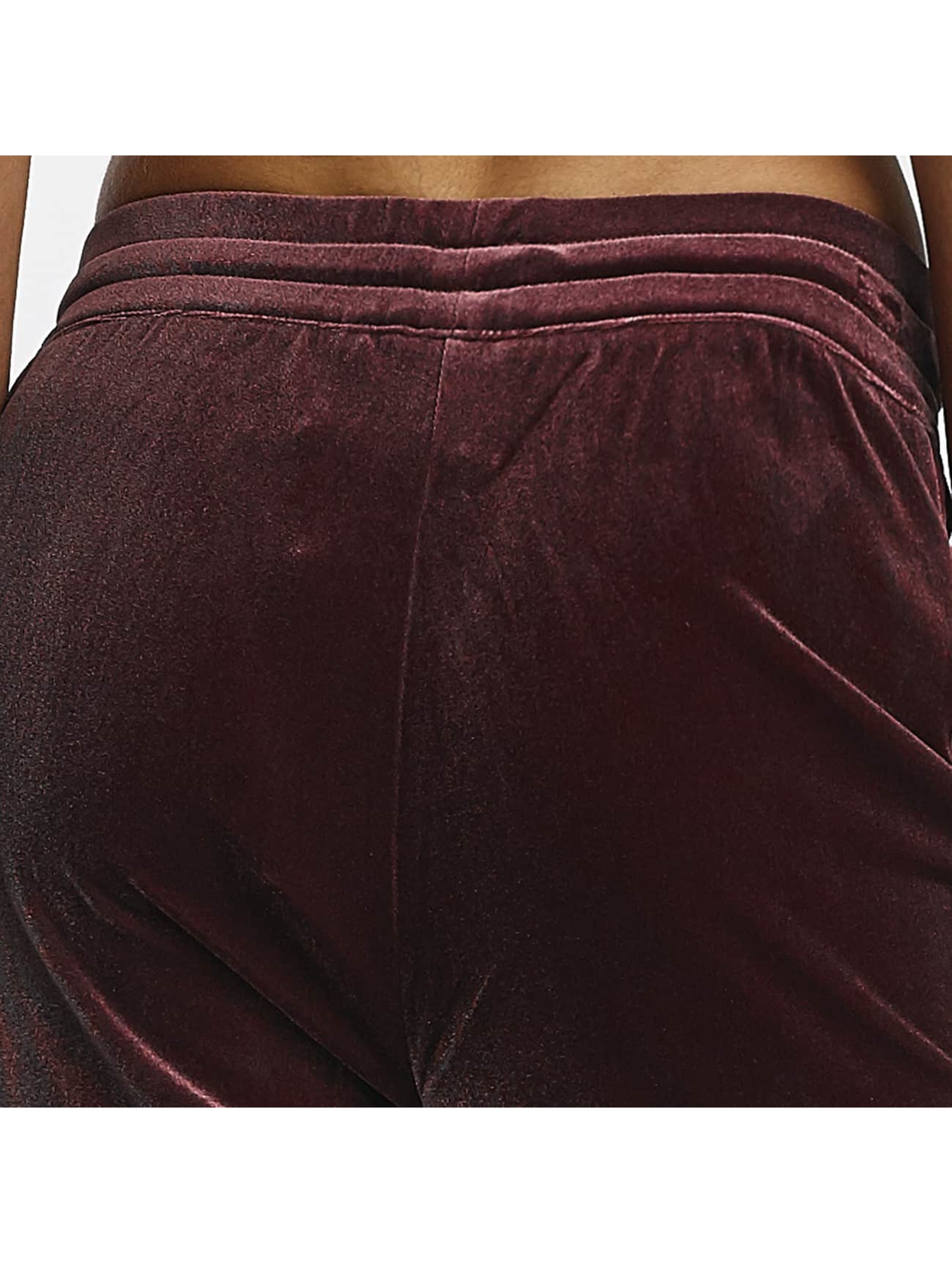 adidas originals joggingbroek Velvet Vibes rood