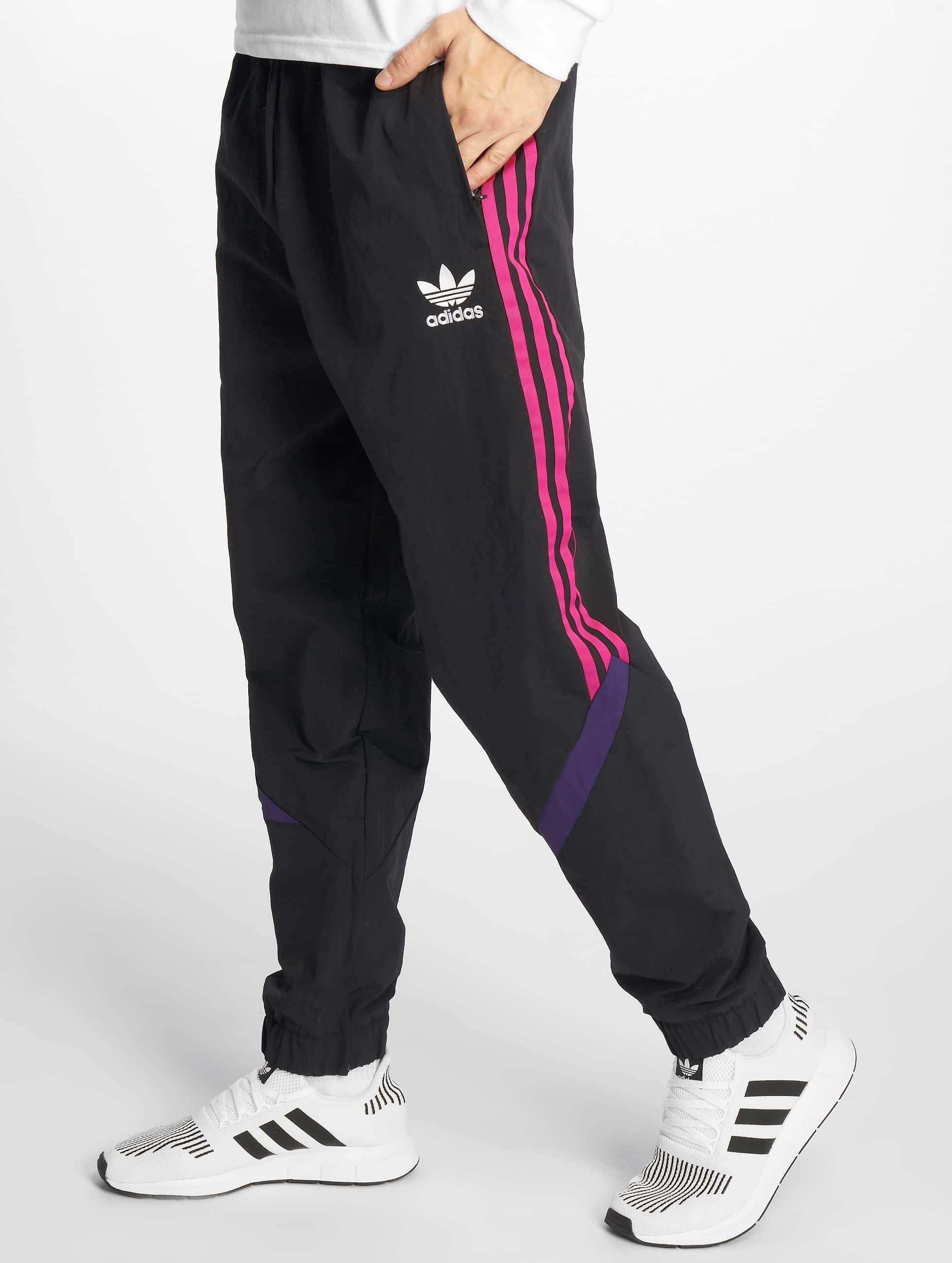 3cd85a2891d adidas originals broek / joggingbroek Sportive in zwart 597941