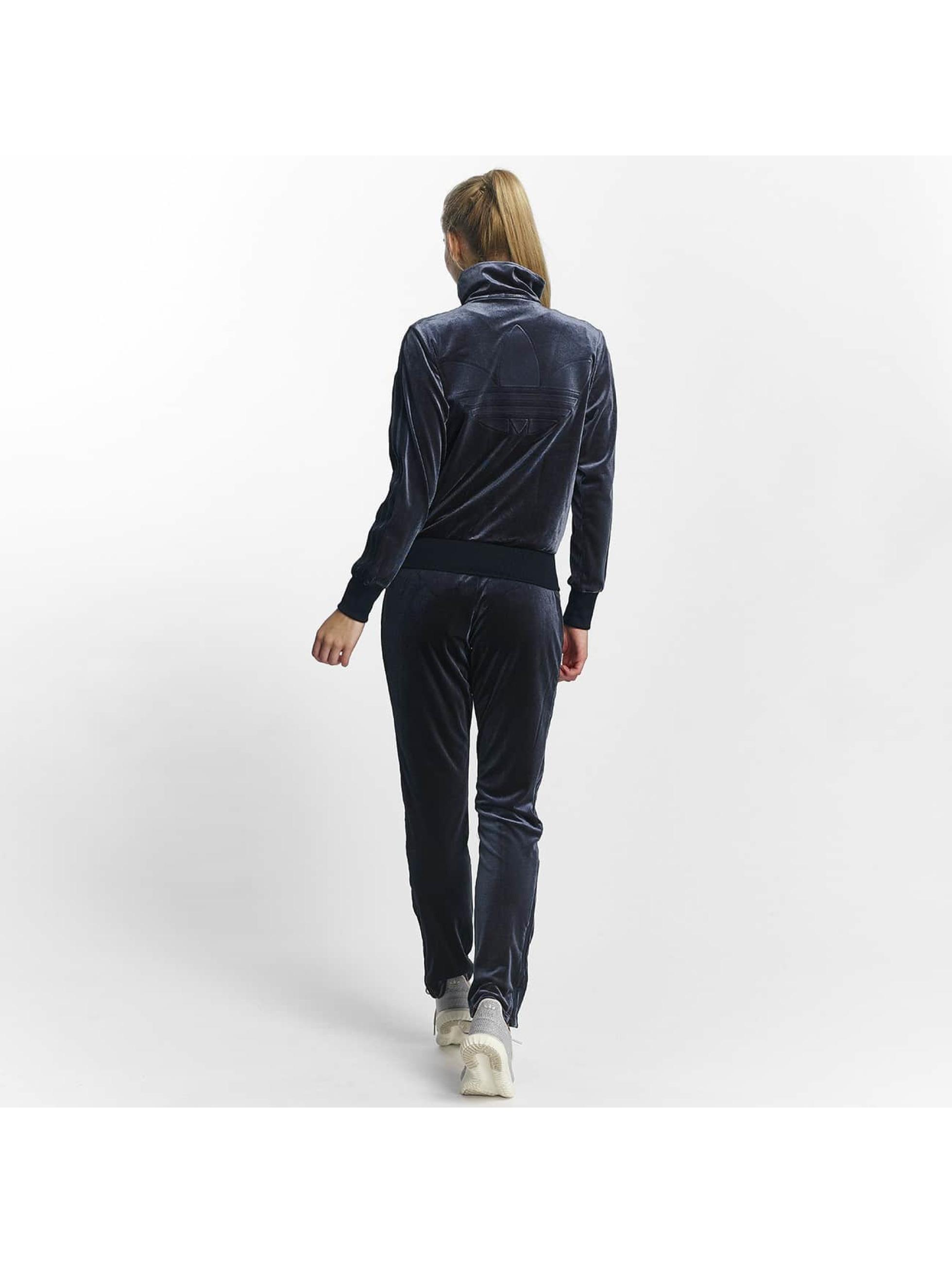 adidas originals Jogginghose Firebird Track blau