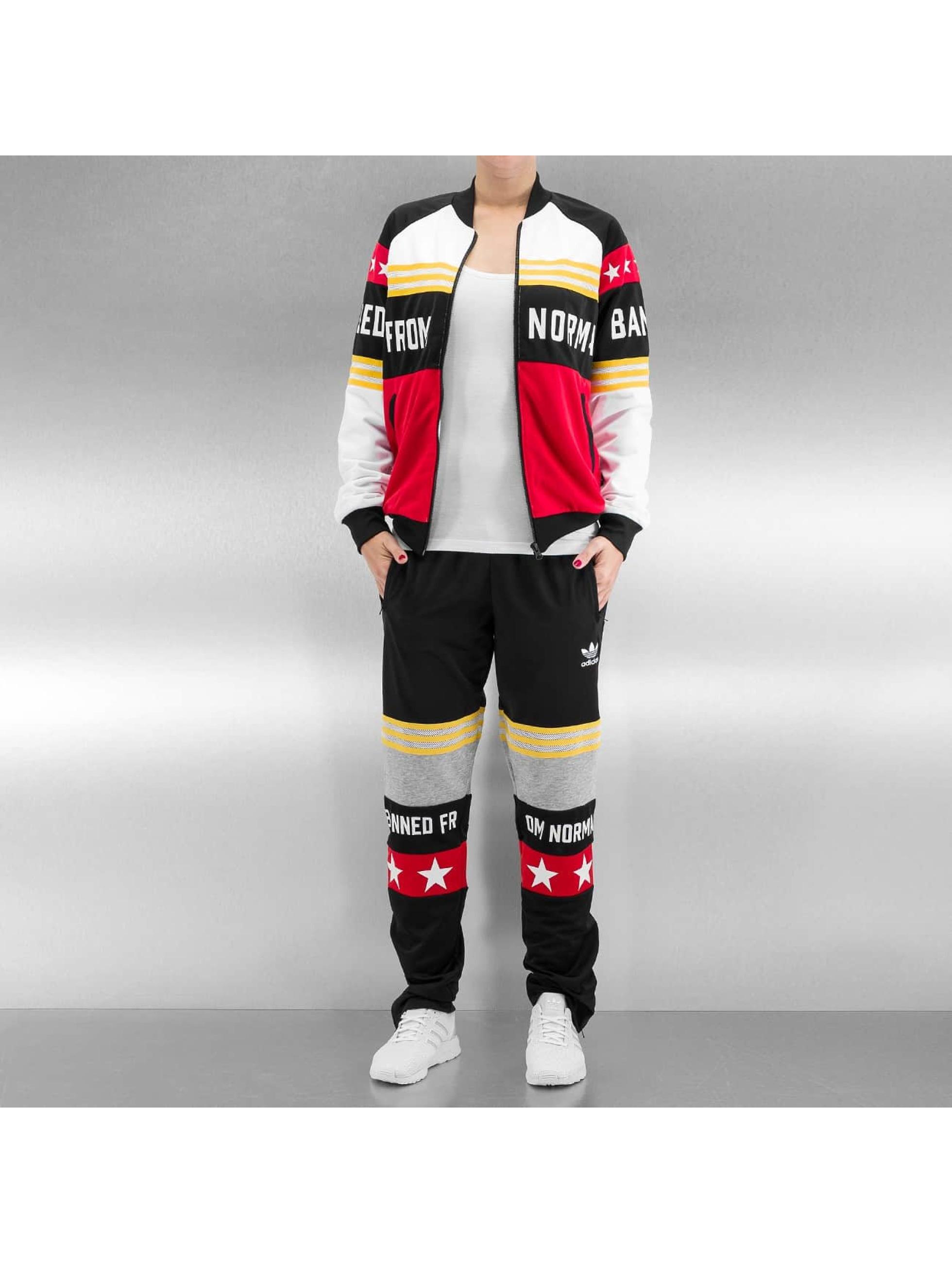 adidas originals Jogginghose Firebird 2.0 schwarz
