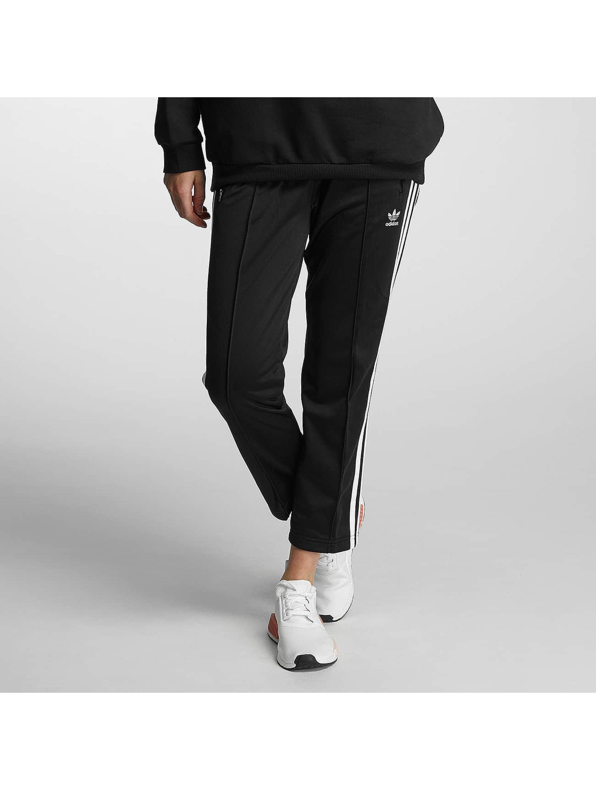 adidas originals Jogginghose Cigarette schwarz