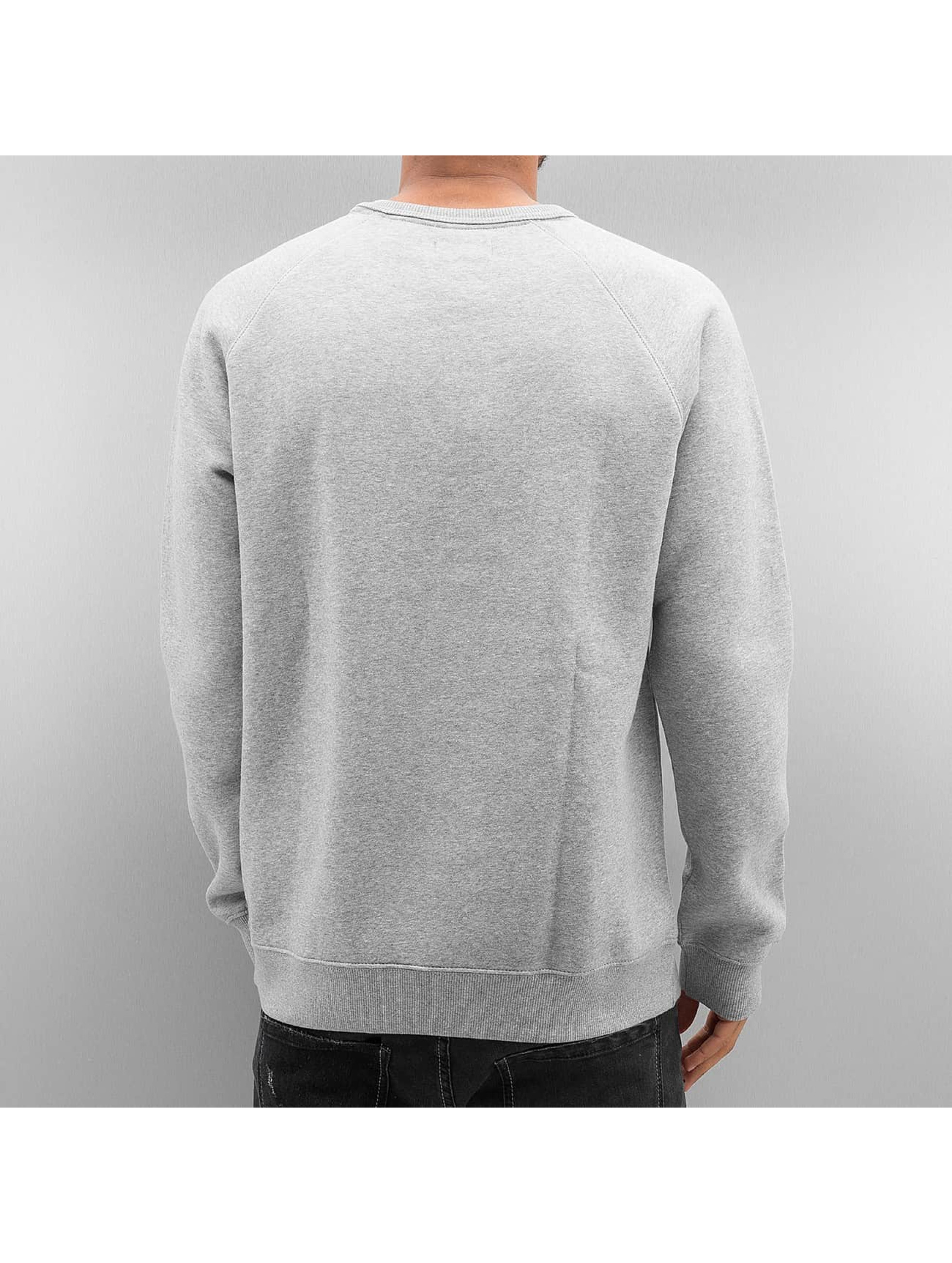 adidas originals Jumper Trefoil Fleece grey