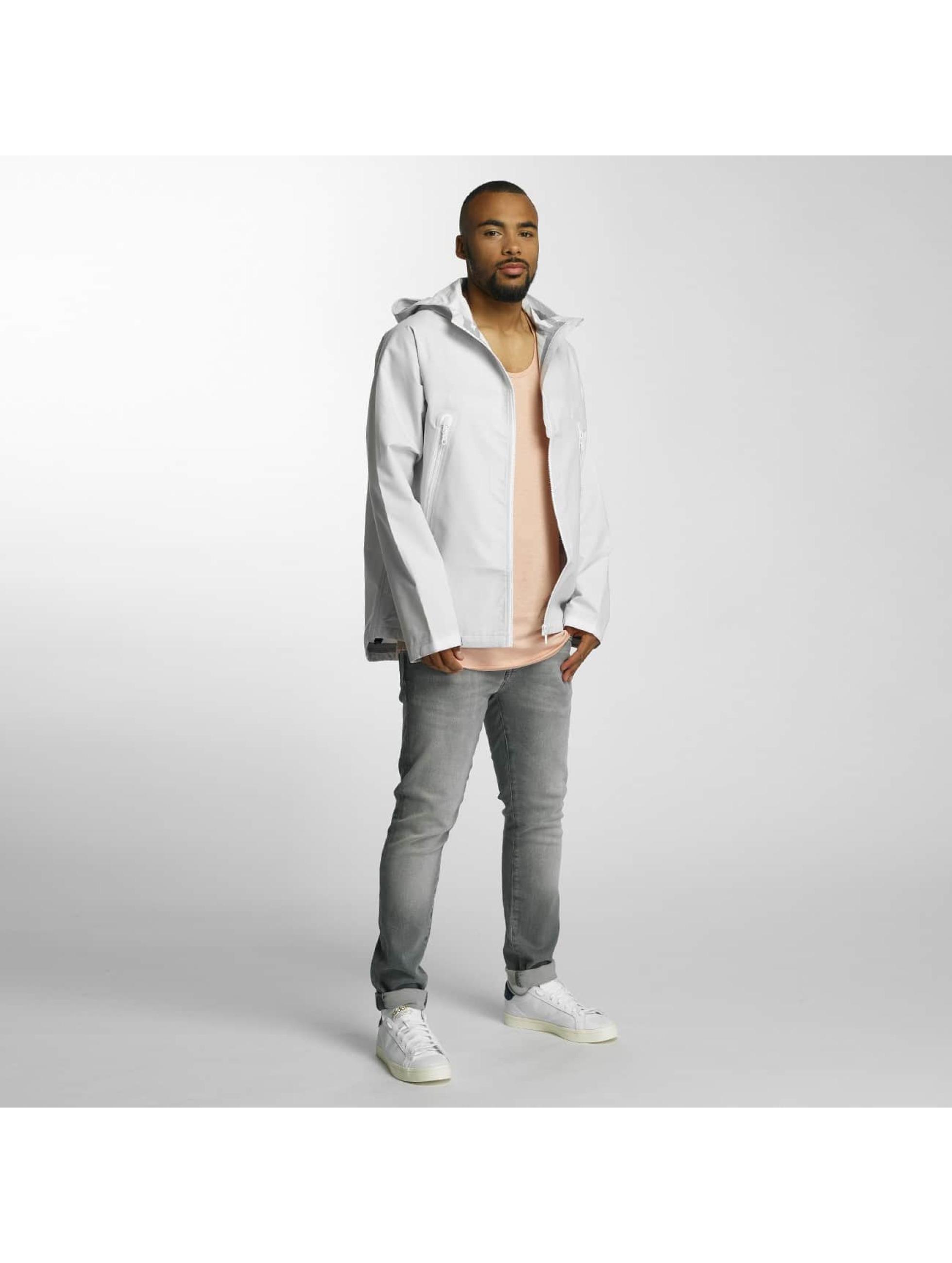 adidas originals Kurtki przejściowe Hard Shell szary