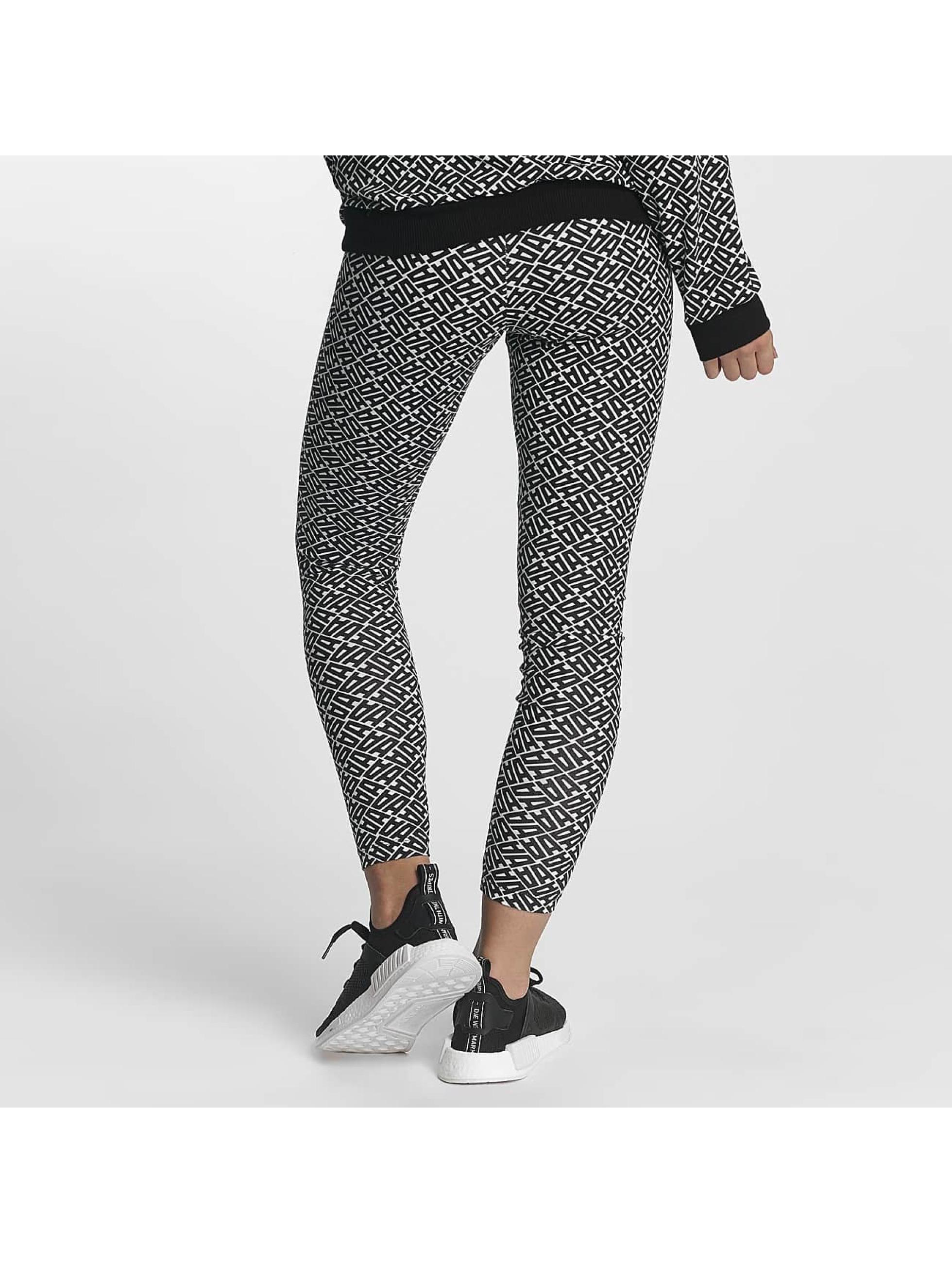 adidas originals Legging AOP weiß