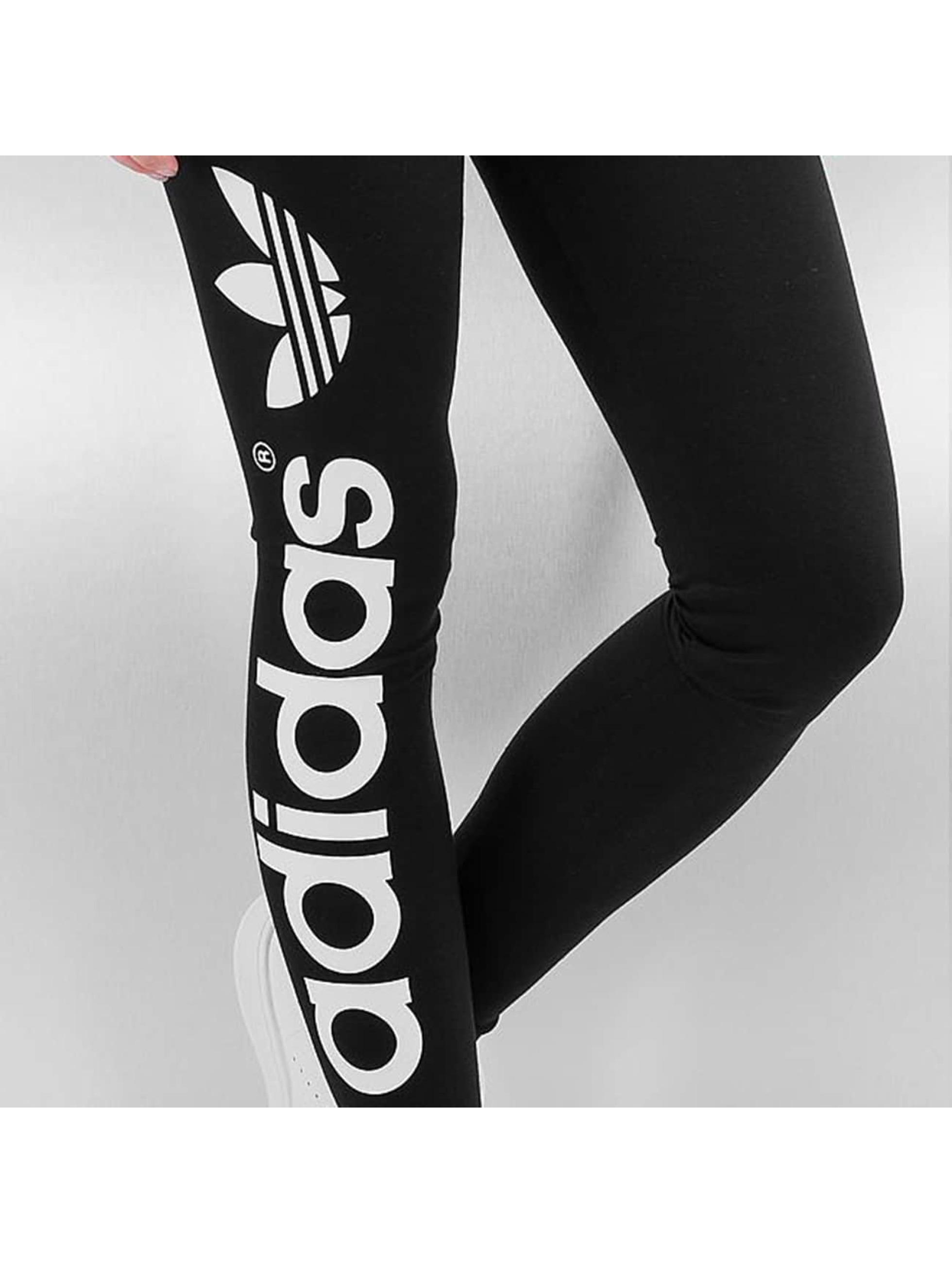 adidas originals Legging Linear zwart