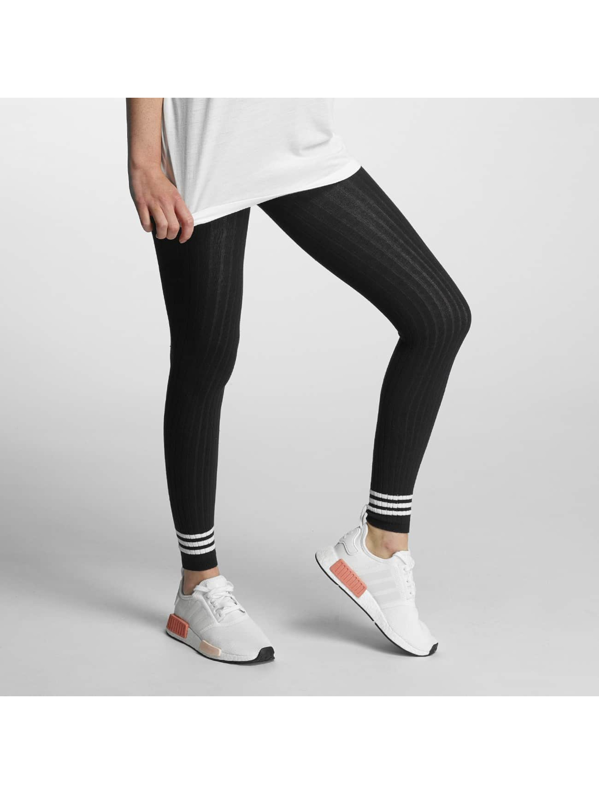 adidas originals Leggingsit/Treggingsit 3 Stripes sininen