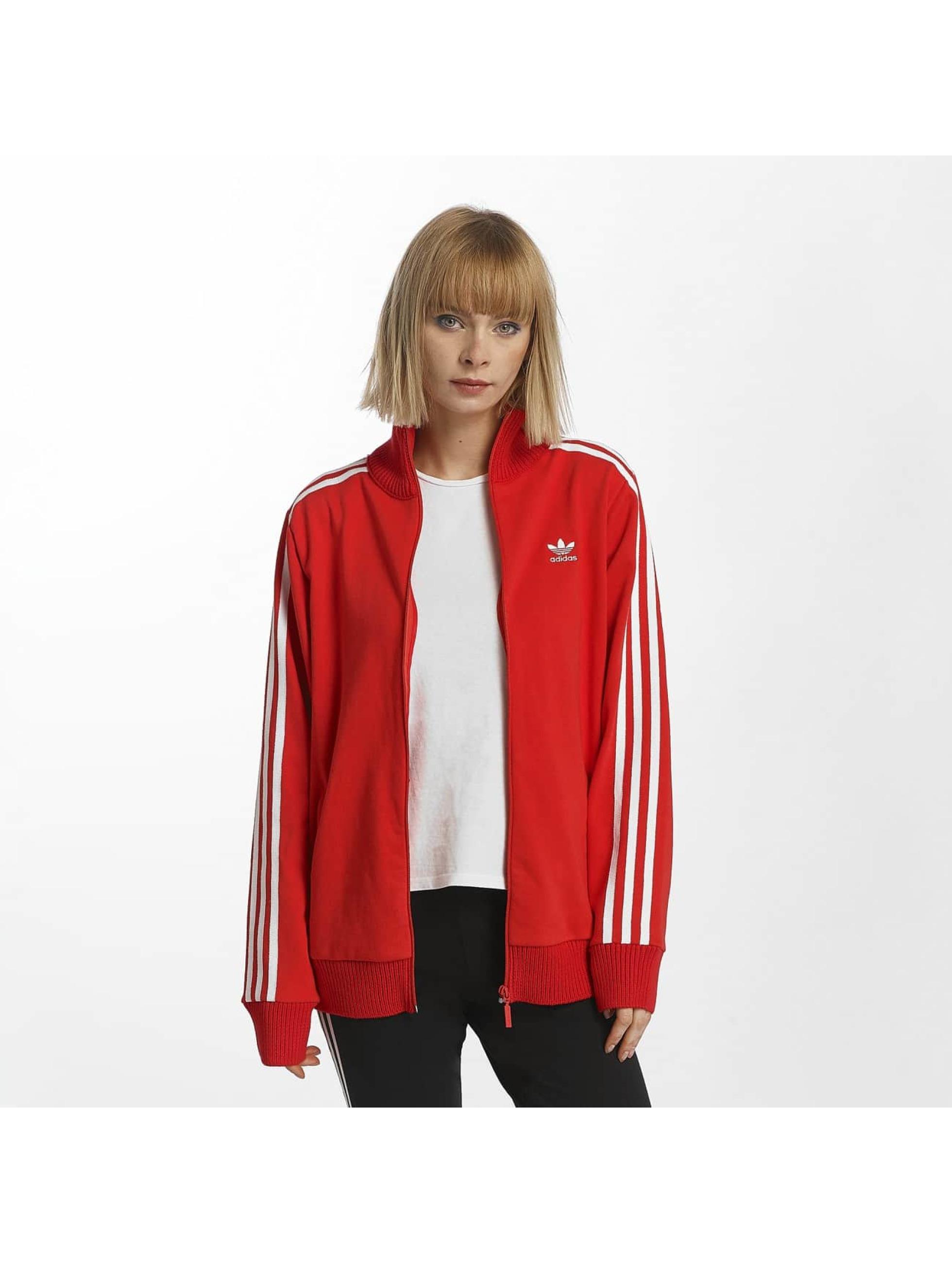 adidas originals Lightweight Jacket Originals Track Top red