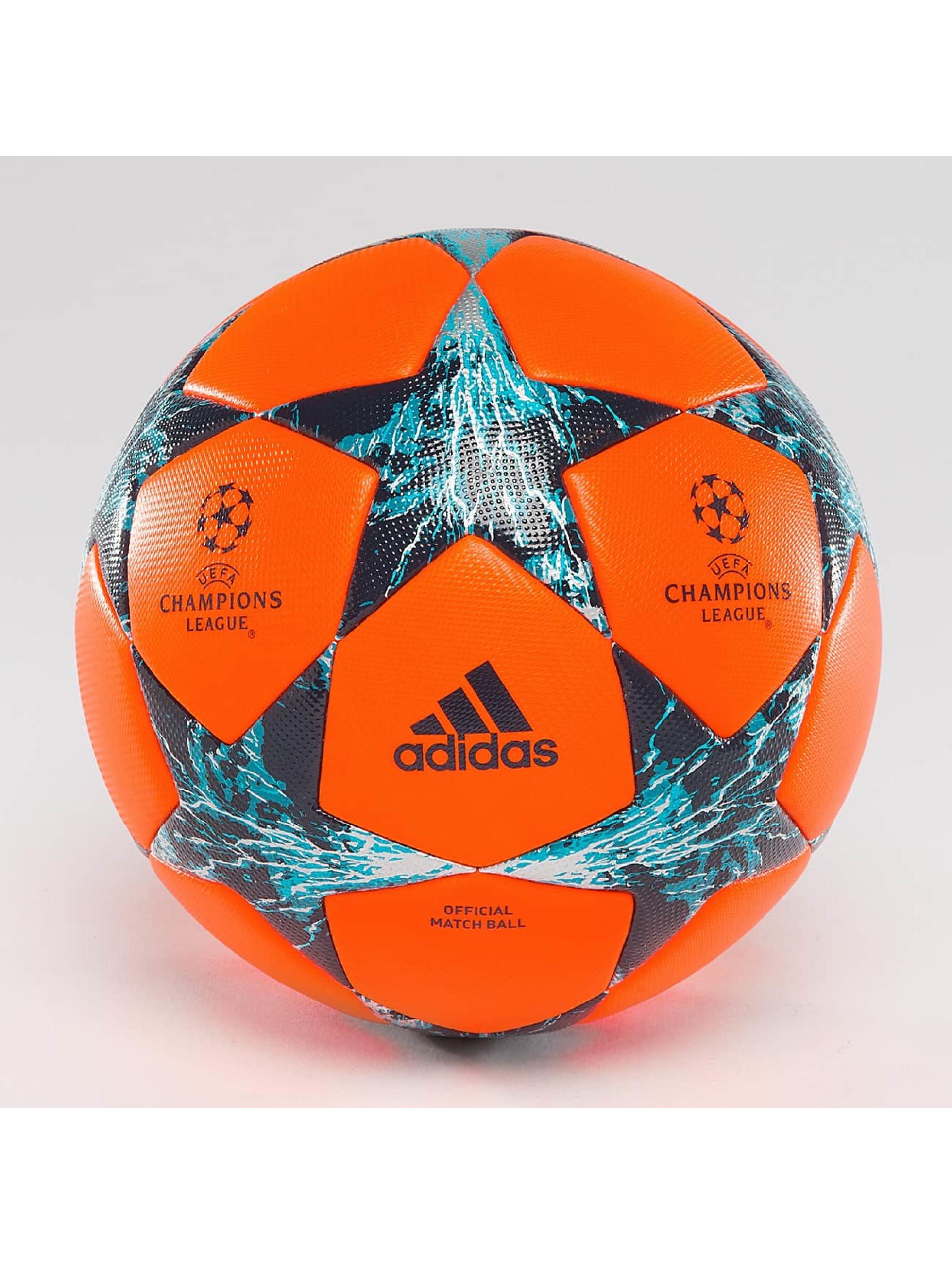 adidas originals Lopty Final 17 Offical Match oranžová