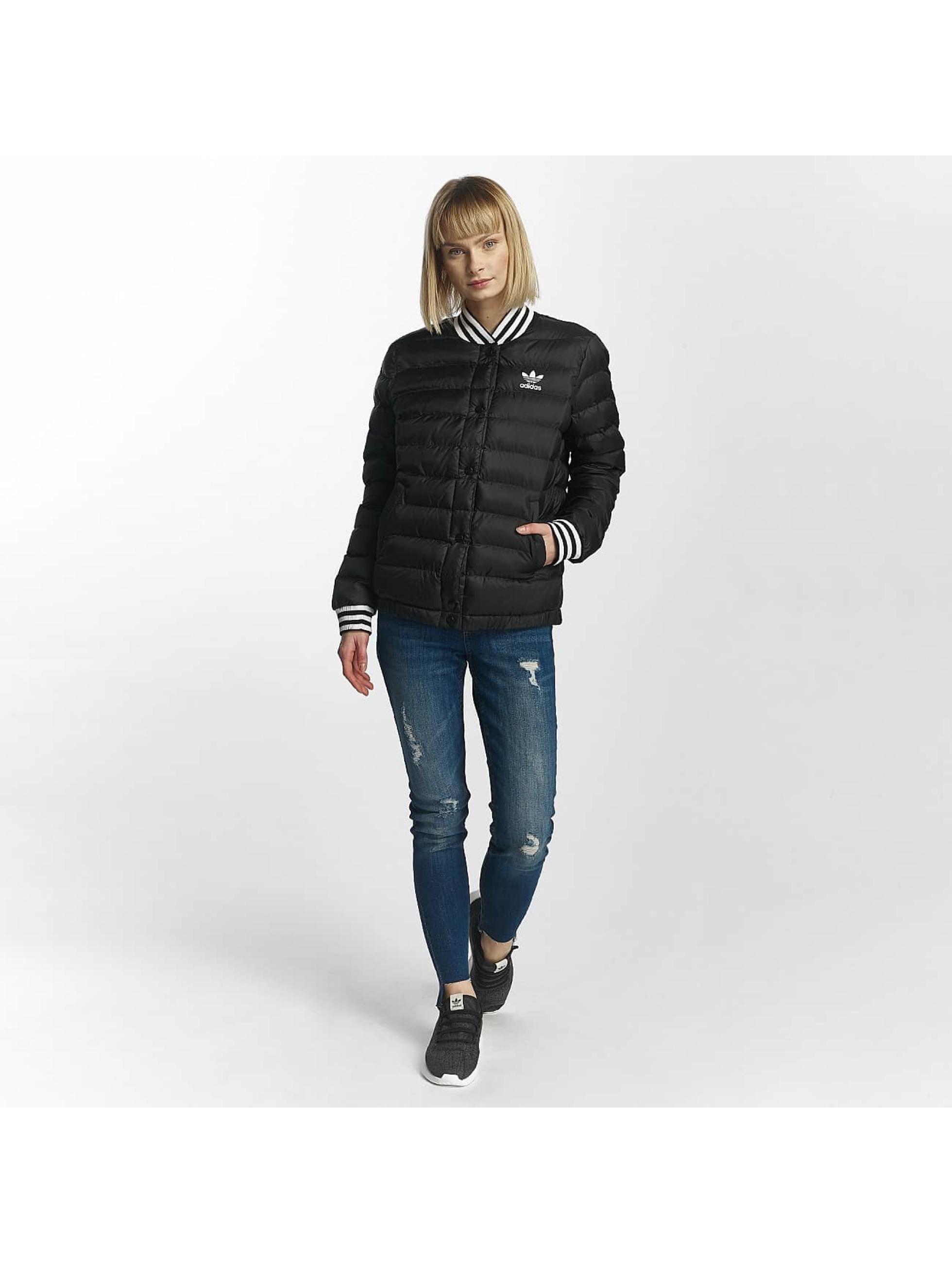 adidas originals Manteau hiver Blouson noir