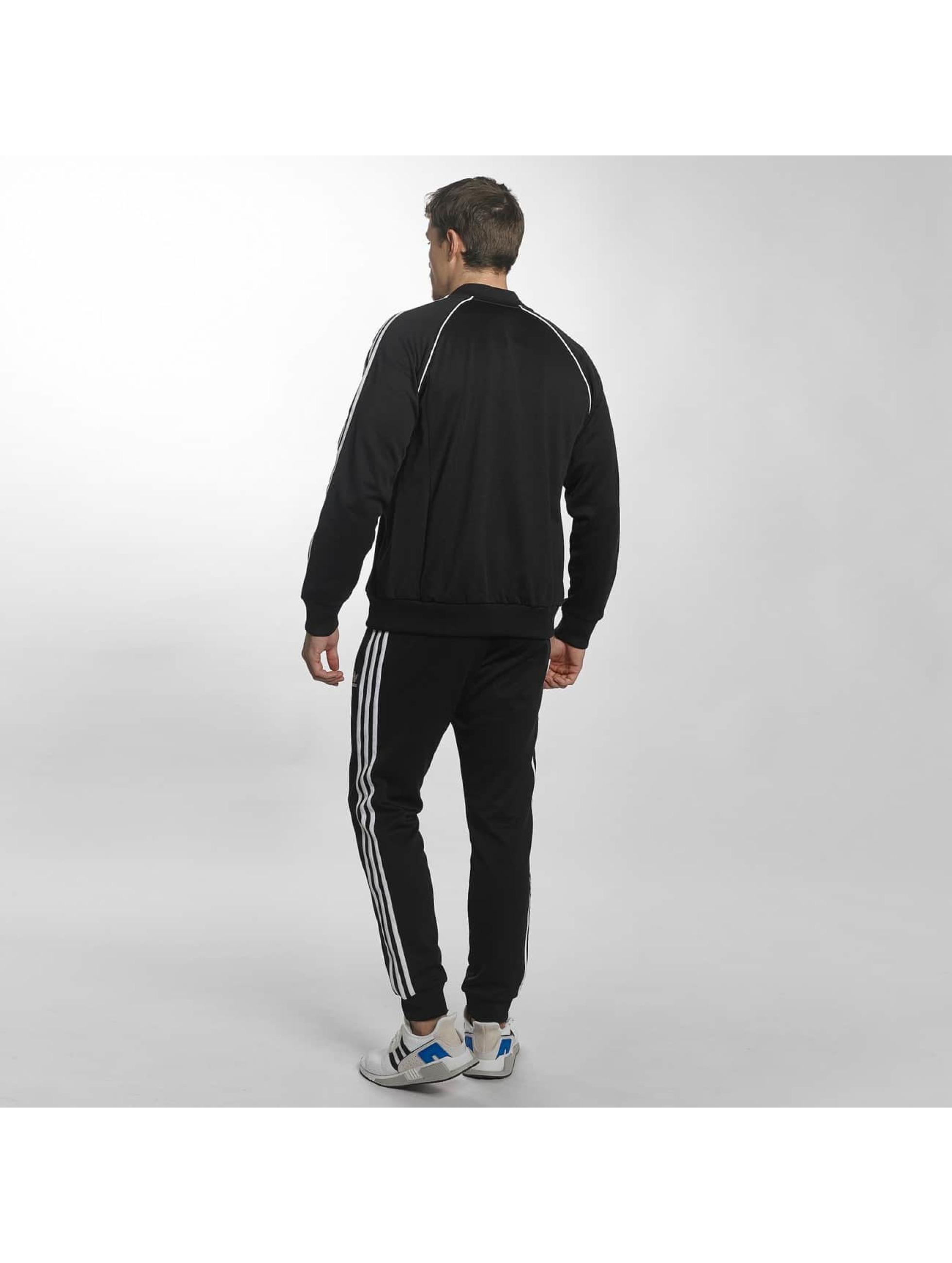 adidas originals Overgangsjakker Superstar sort