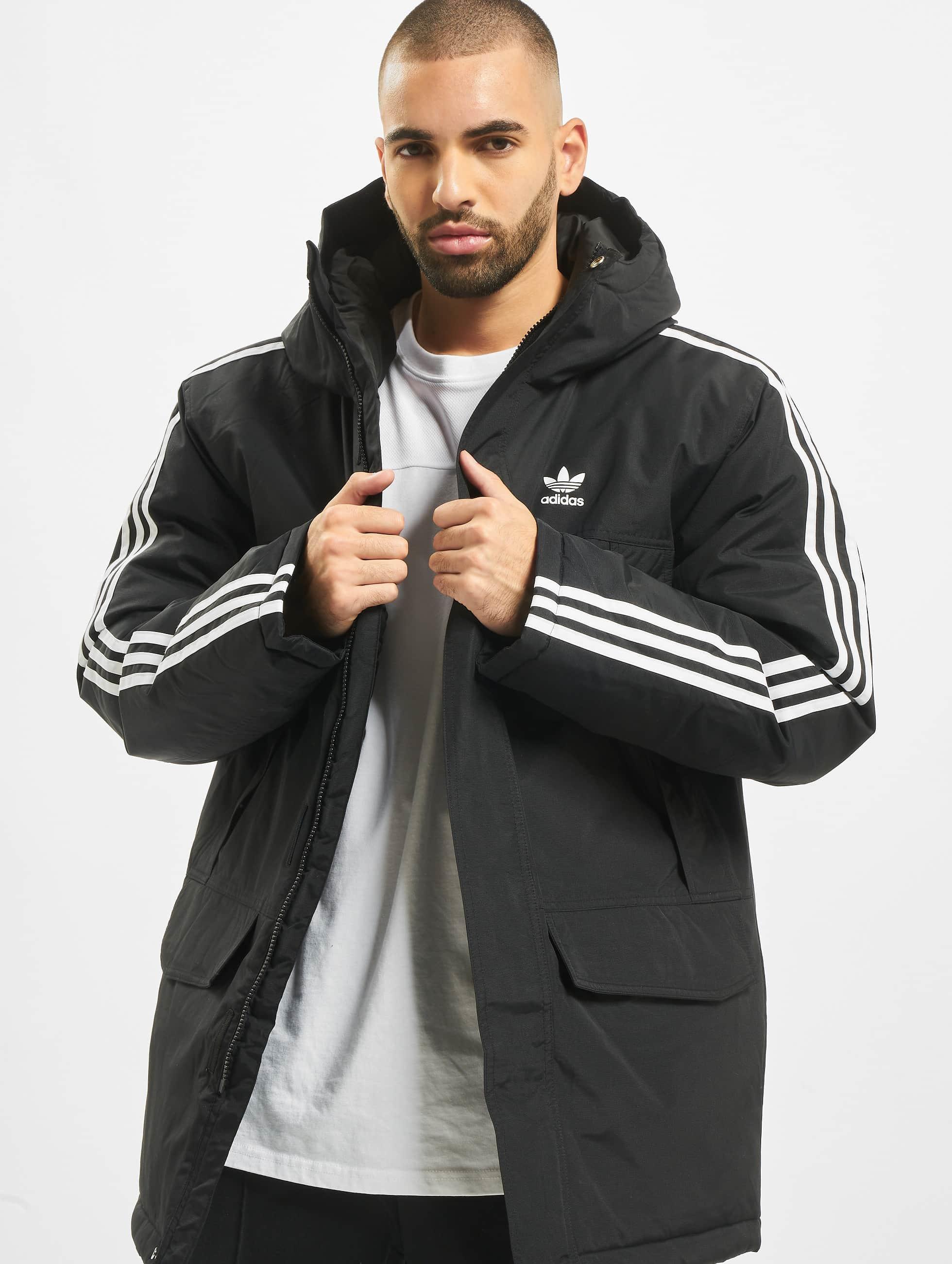 Adidas Originals Padded Parka Black