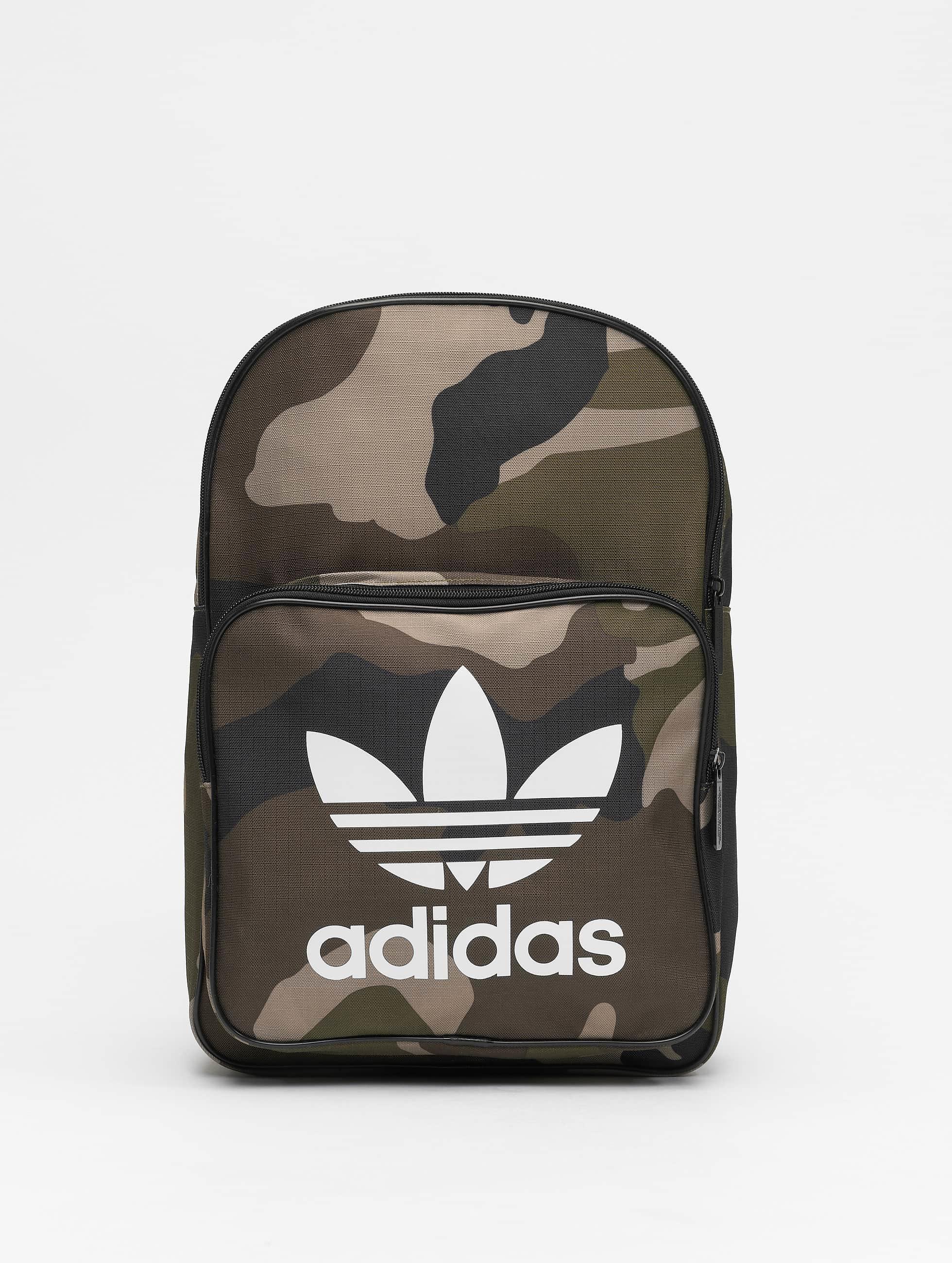adidas Originals Classic Camo Backpack Black CargoWhite