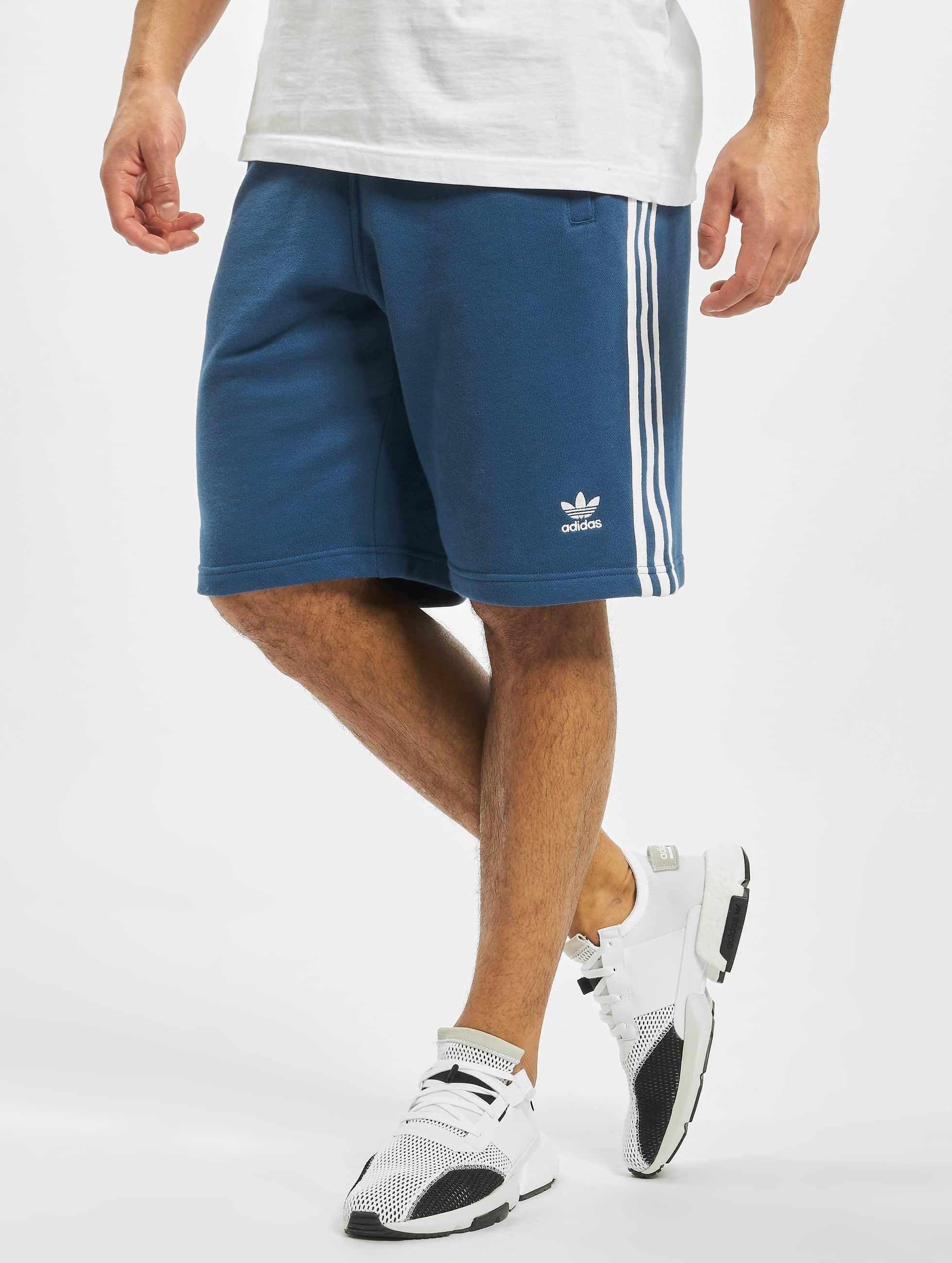 Adidas 3 Stripe Shorts Night Marine