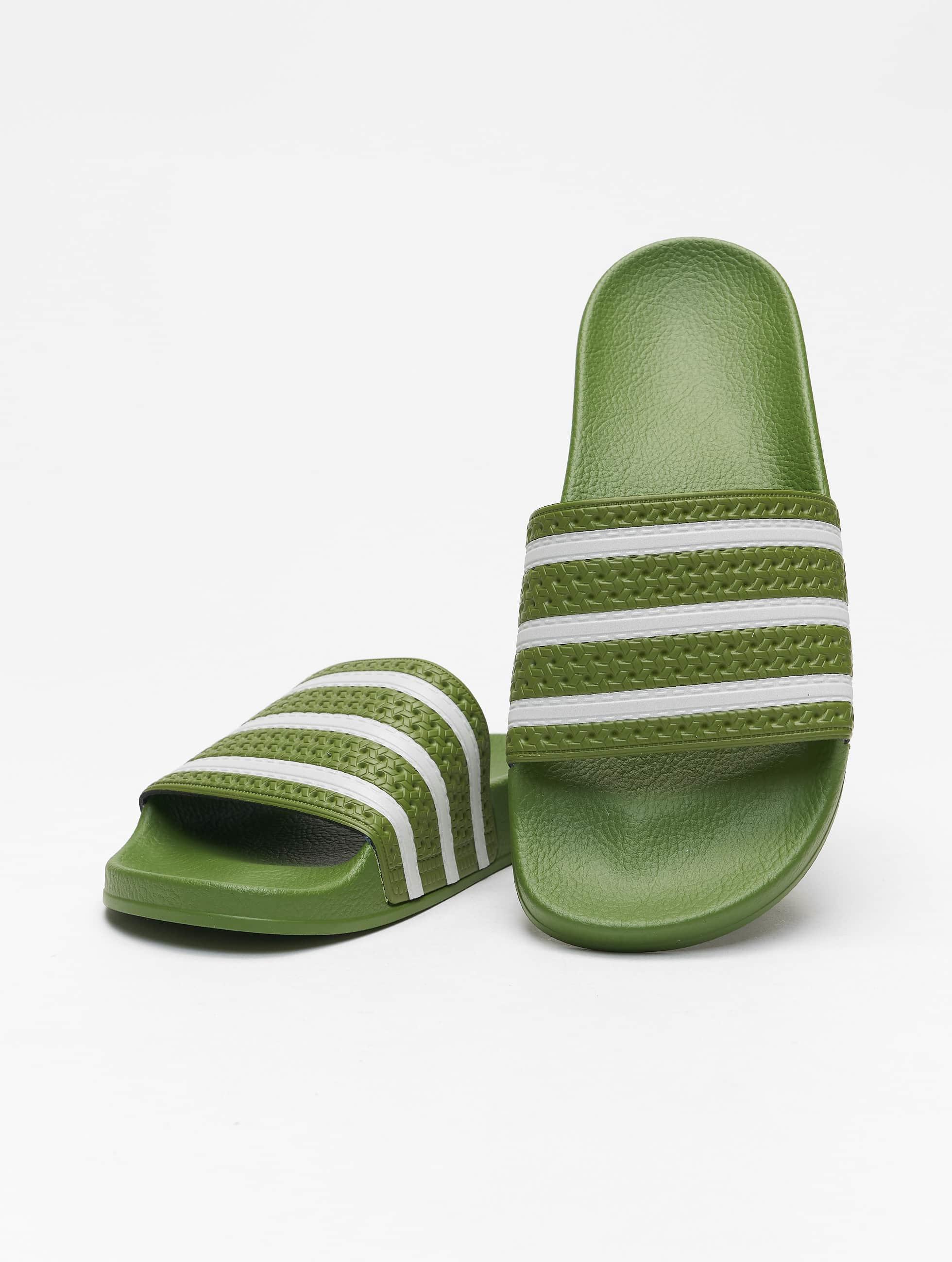 Adidas Originals Adilette Sandals Forest Green