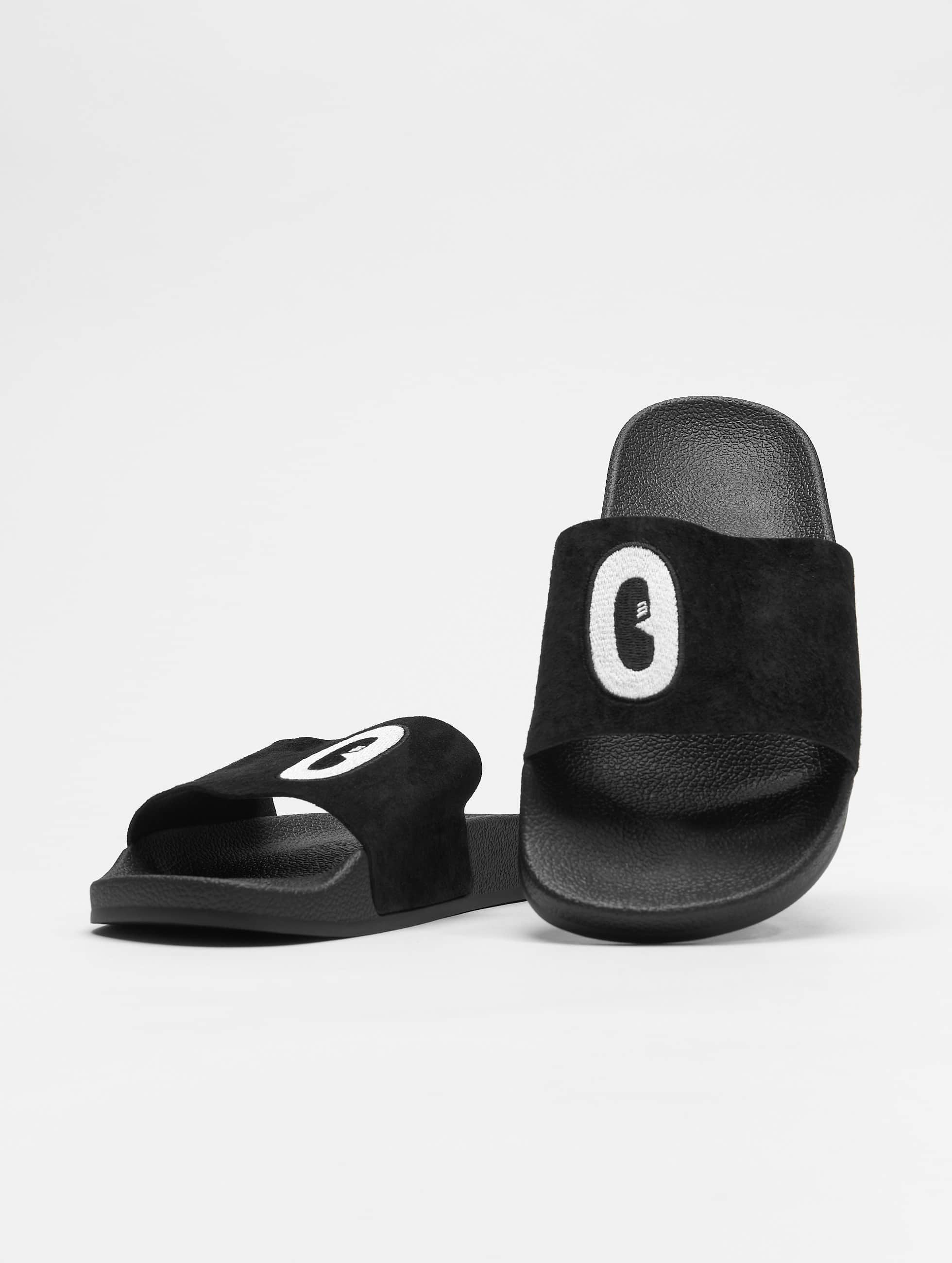 5049514848f adidas originals schoen / Slipper/Sandaal Adilette in zwart 599637