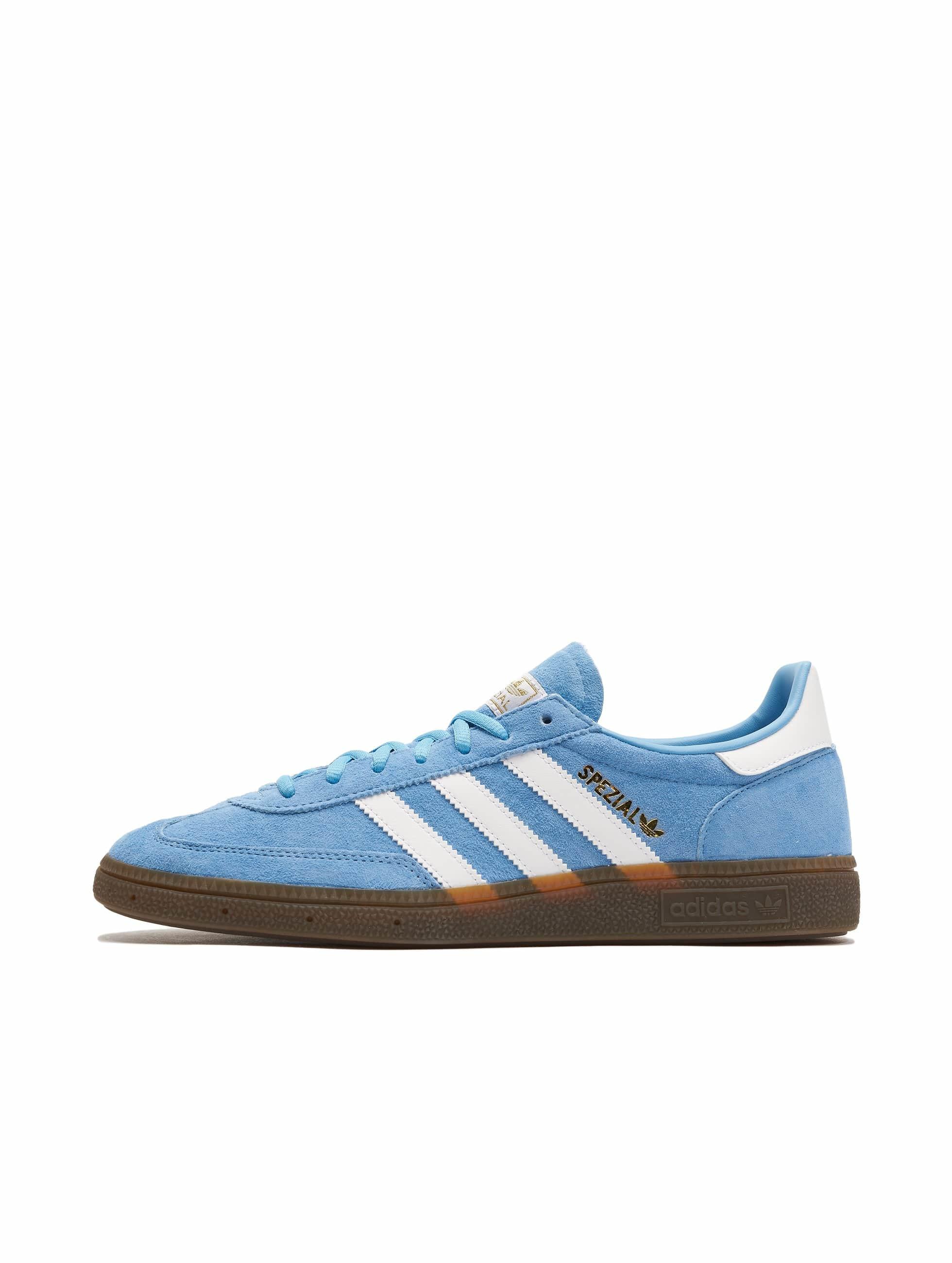 6342b95ad32 adidas originals schoen / sneaker Handball Spezial in blauw 616922