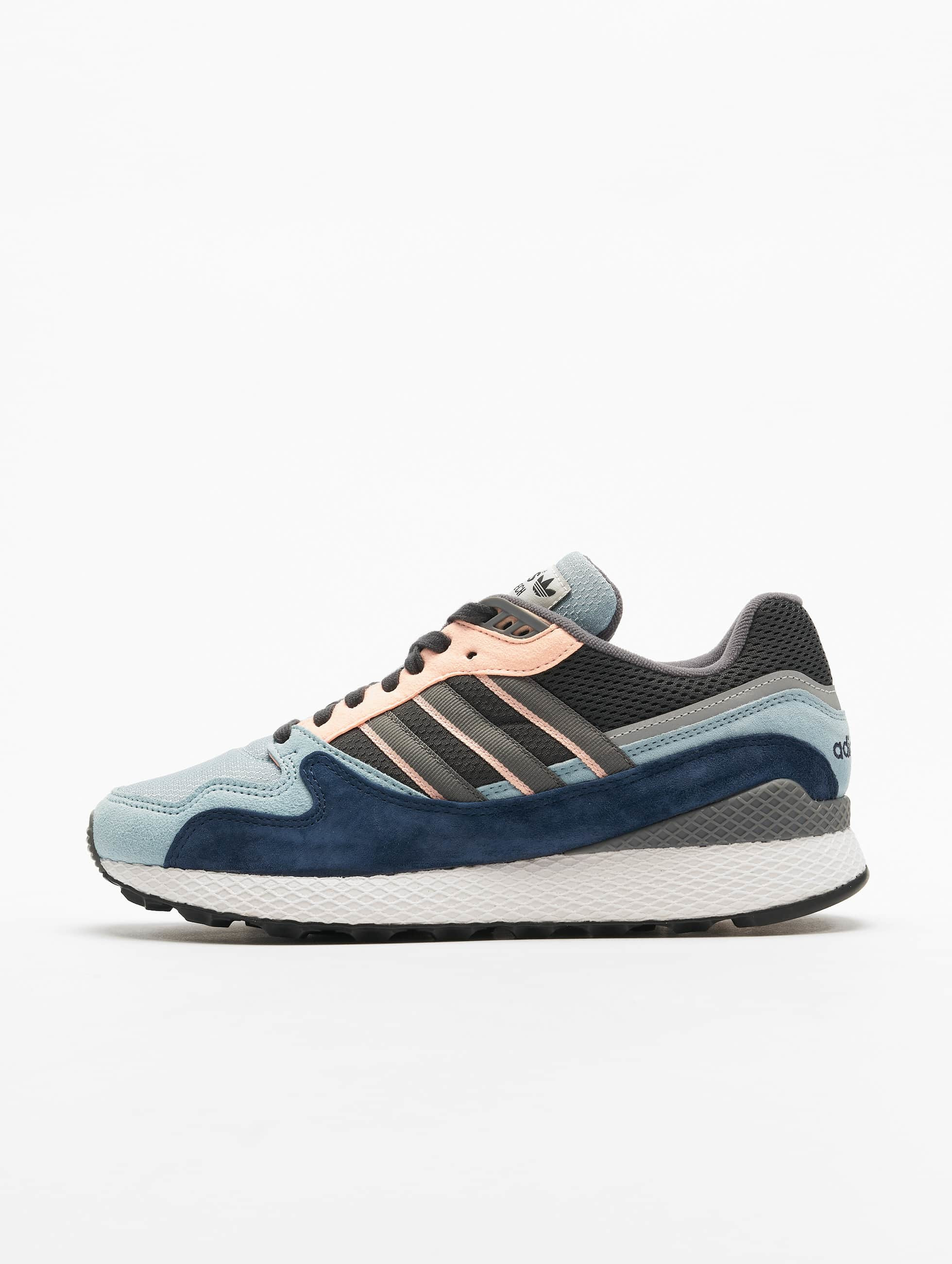 Adidas Originals Ultra Tech Sneakers Ash Grey S18/Grey Four/Clear Orange
