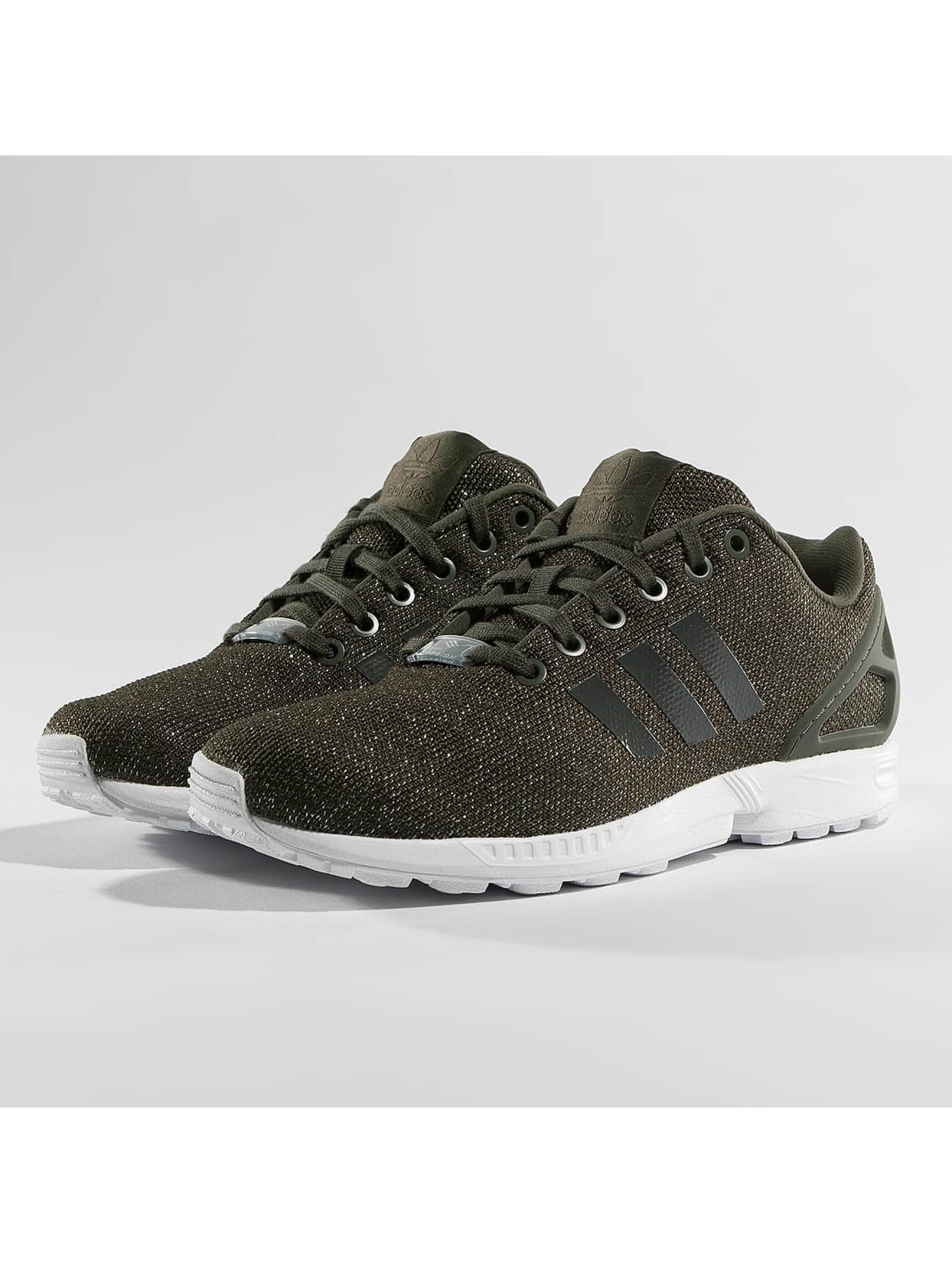 adidas originals Sneaker ZX Flux khaki