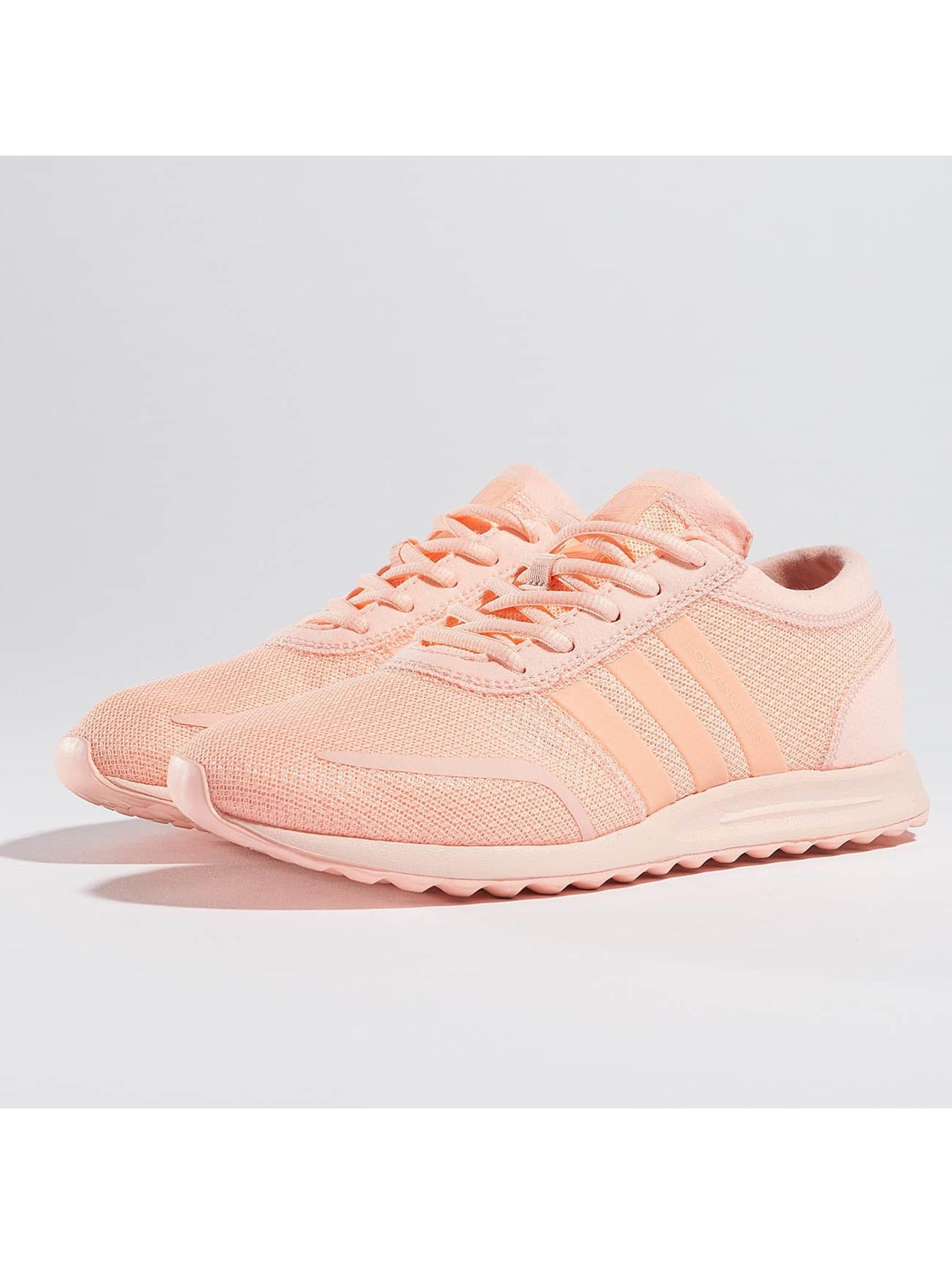 adidas originals Sneaker Los Angeles J orange