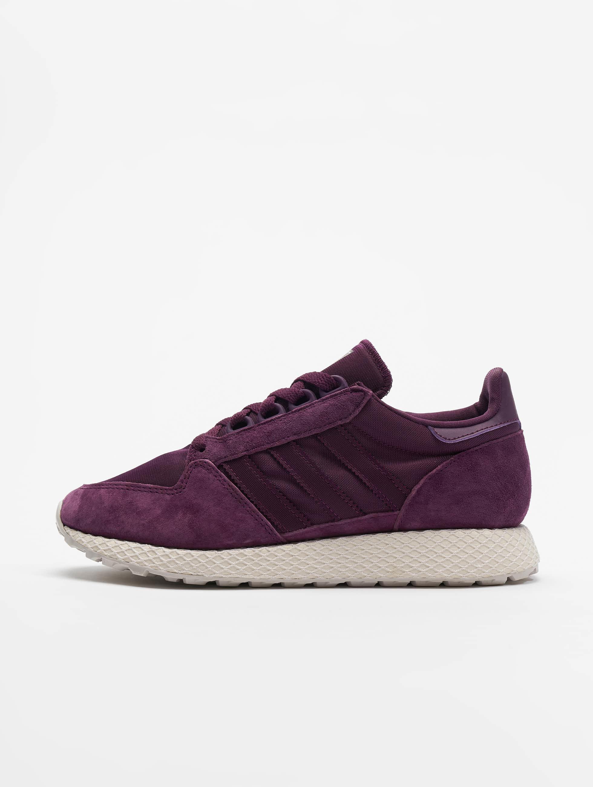c84a223291a adidas originals schoen / sneaker Forest Grove in paars 575007