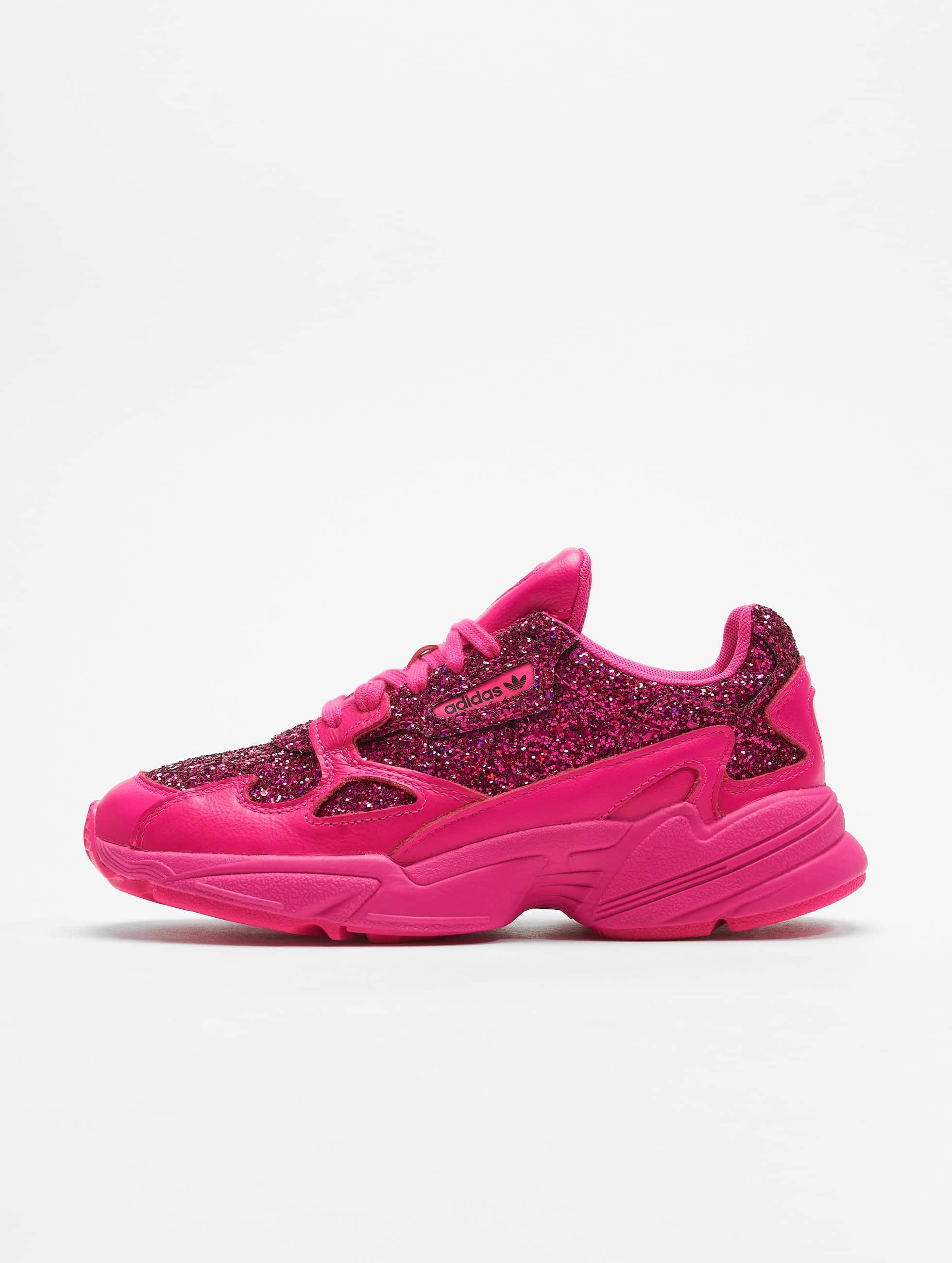 2b897c4d796c99 adidas originals Damen Sneaker Falcon in pink 599525