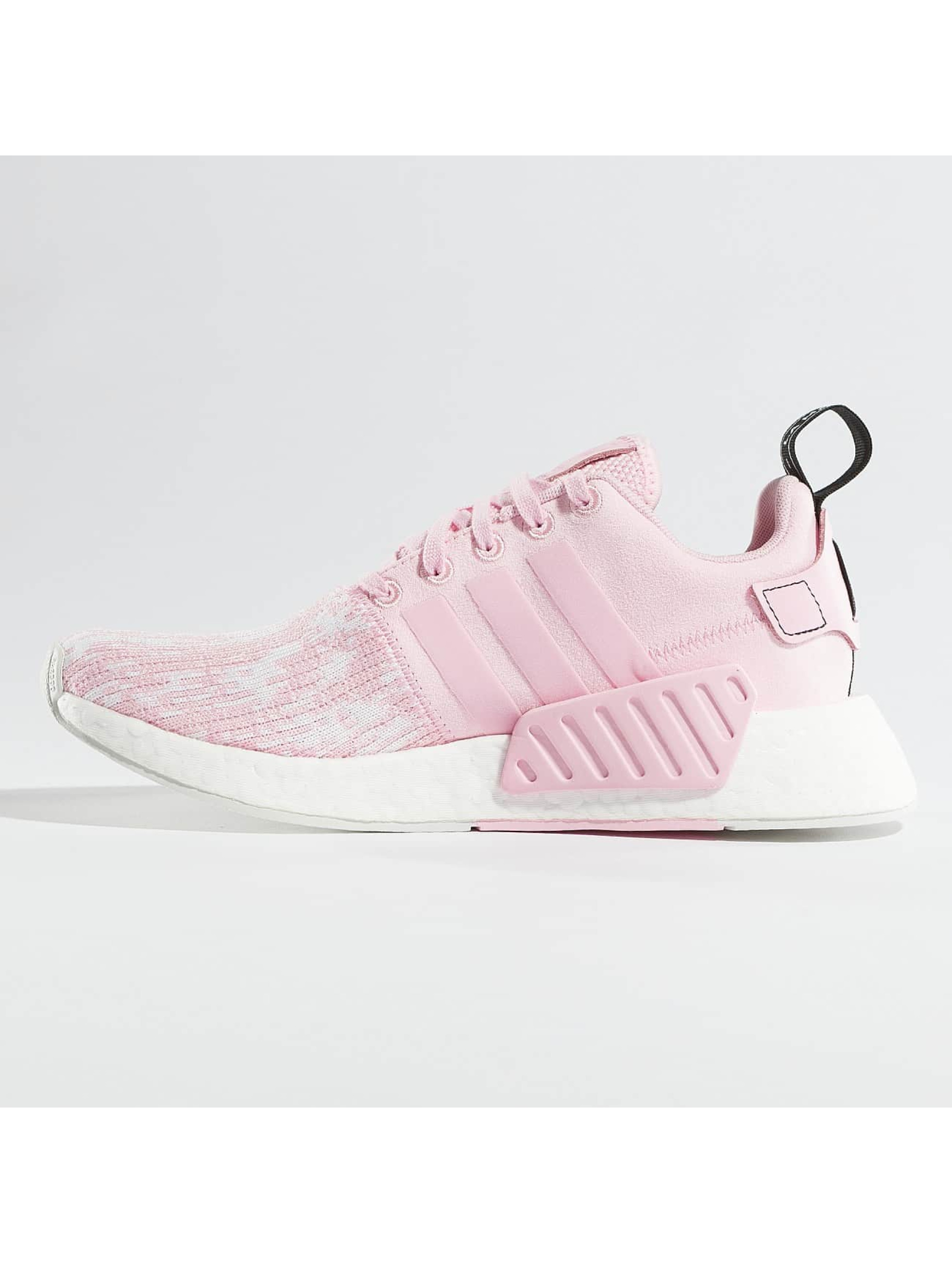 adidas originals damen sneaker nmd r2 w in rosa 367970. Black Bedroom Furniture Sets. Home Design Ideas