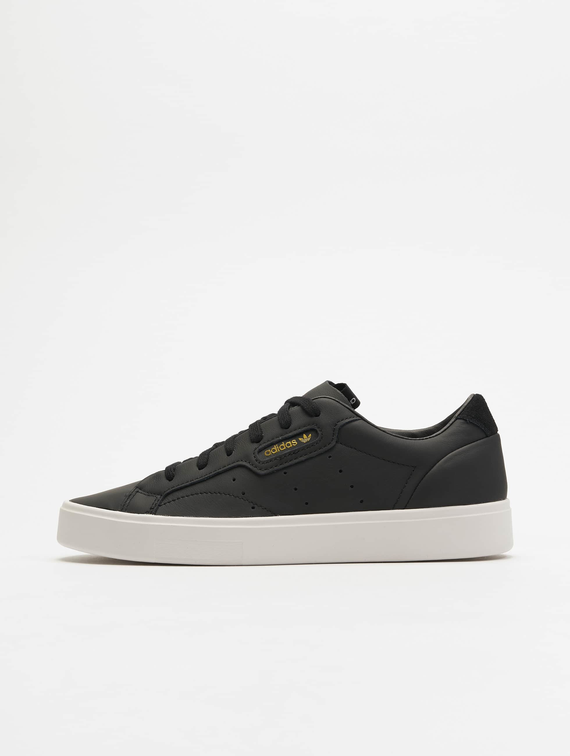 Adidas Originals Sleek Sneakers Core Black/Core Black/Crystal White