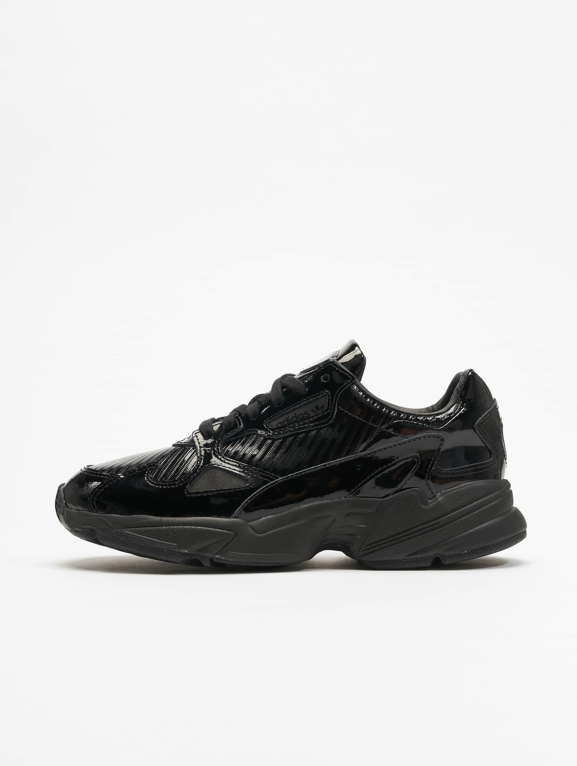 adidas originals Falcon Sneakers Core BlackCore BlackCollegiate Purple