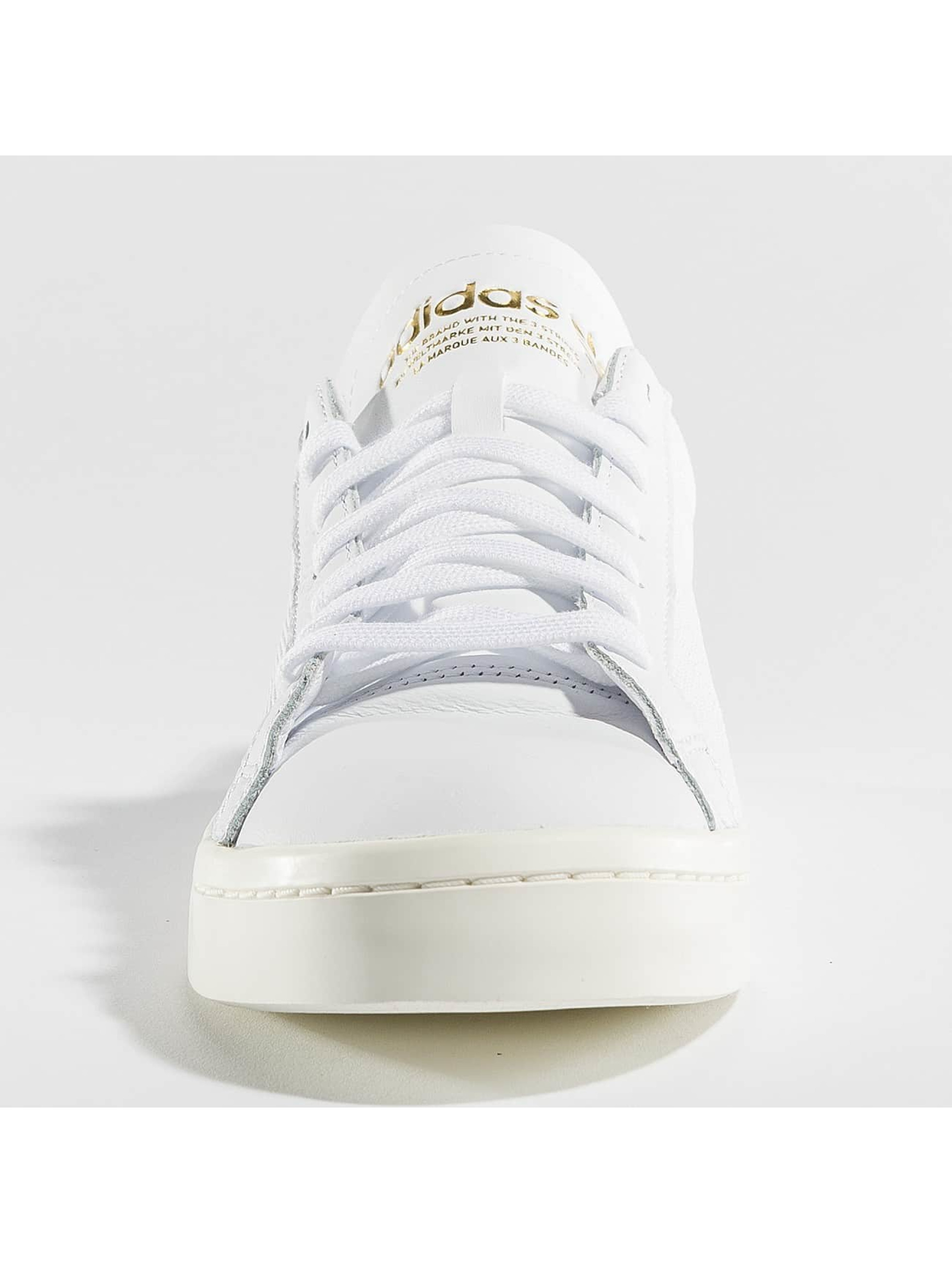 adidas originals Sneakers Courtvantage bialy